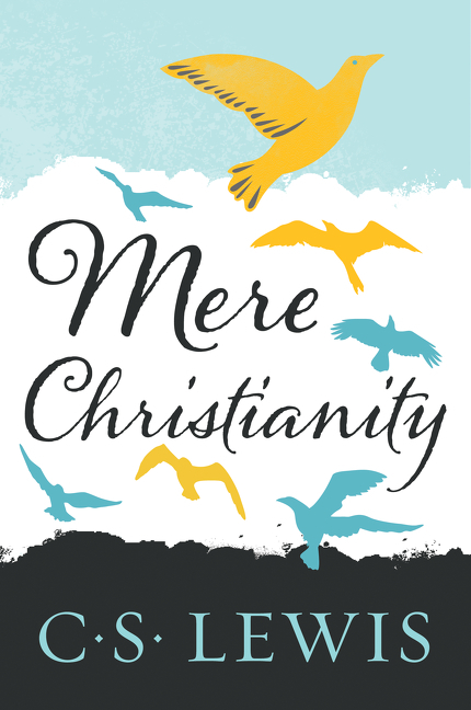 Mere christianity cover image