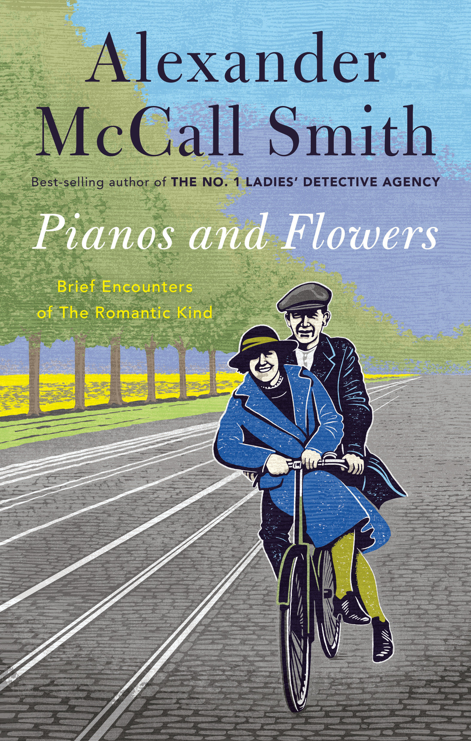 Cover Image of Pianos and Flowers