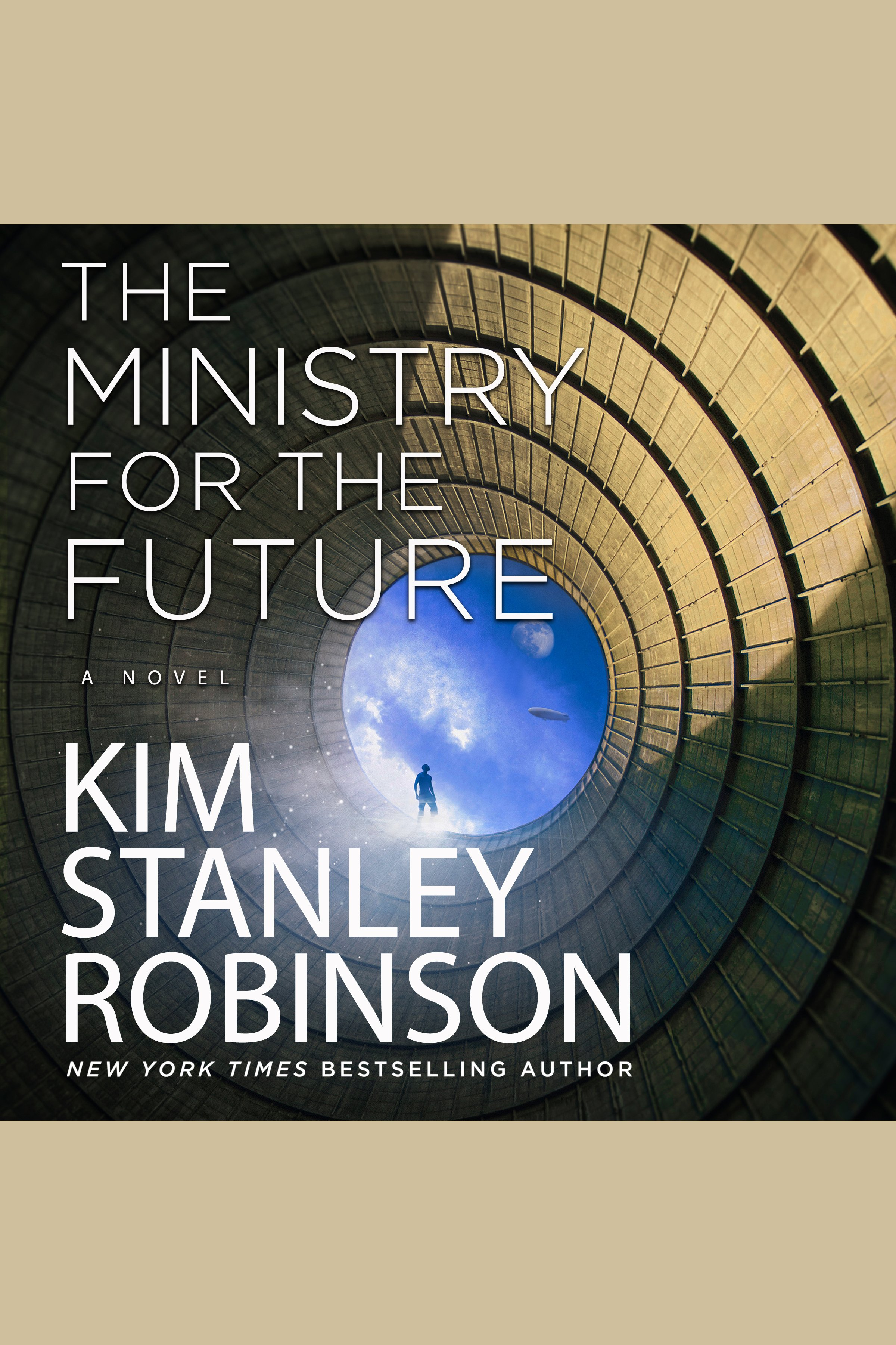 Cover Image of Ministry for the Future, The