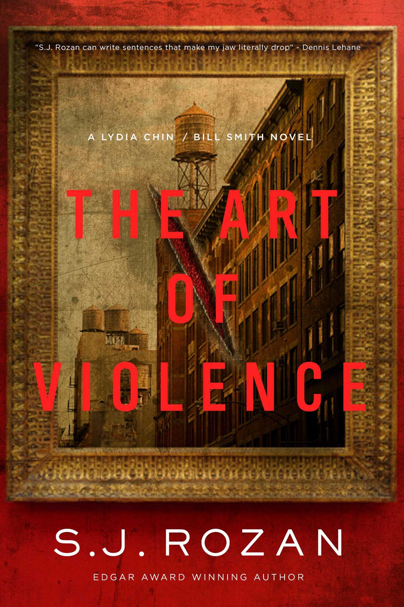 The Art of Violence A Lydia Chin/Bill Smith Novel