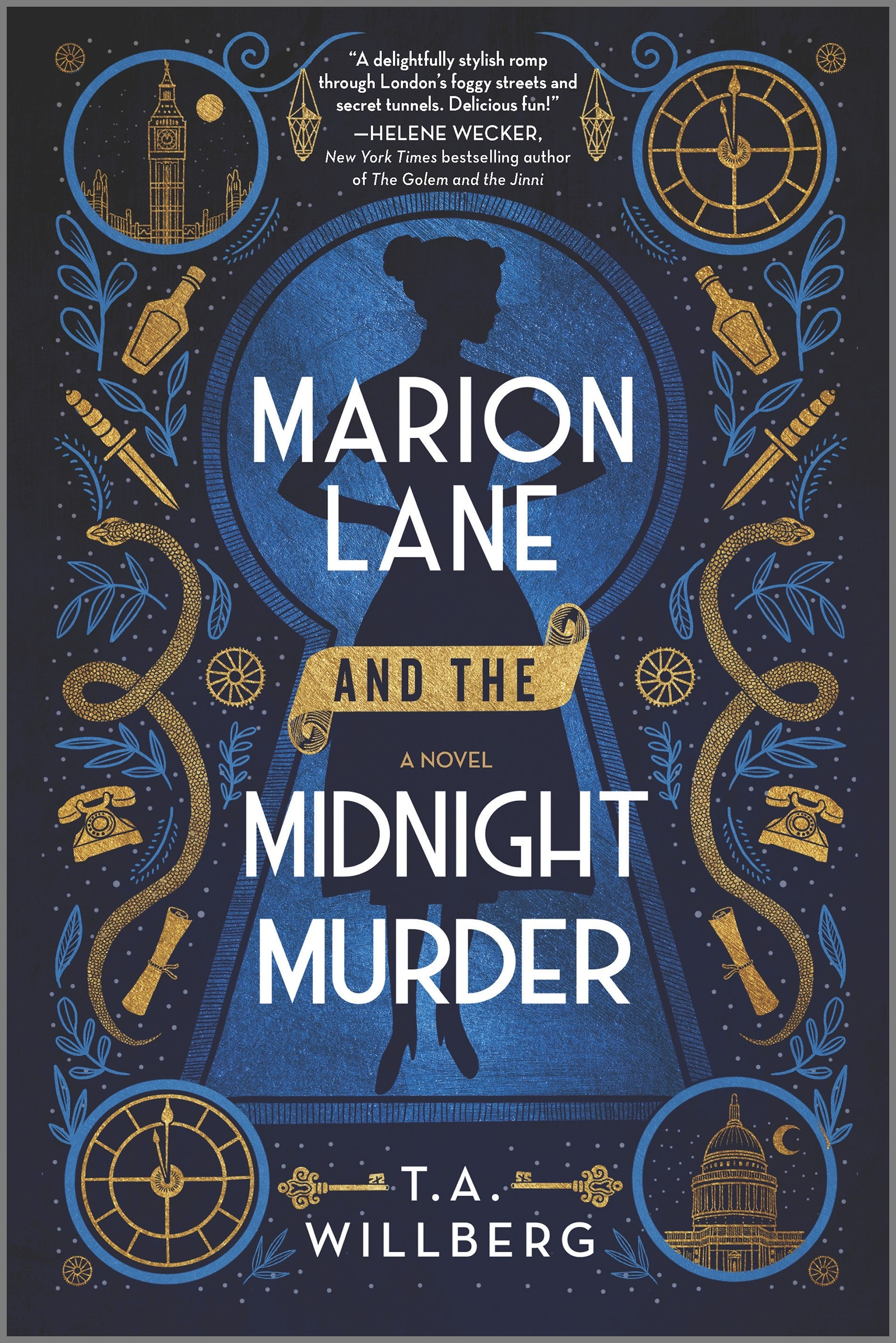 Marion Lane and the Midnight Murder A Novel