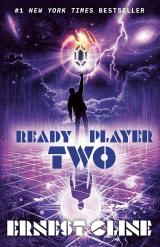 Ready Player Two by Ernest Cline, book cover