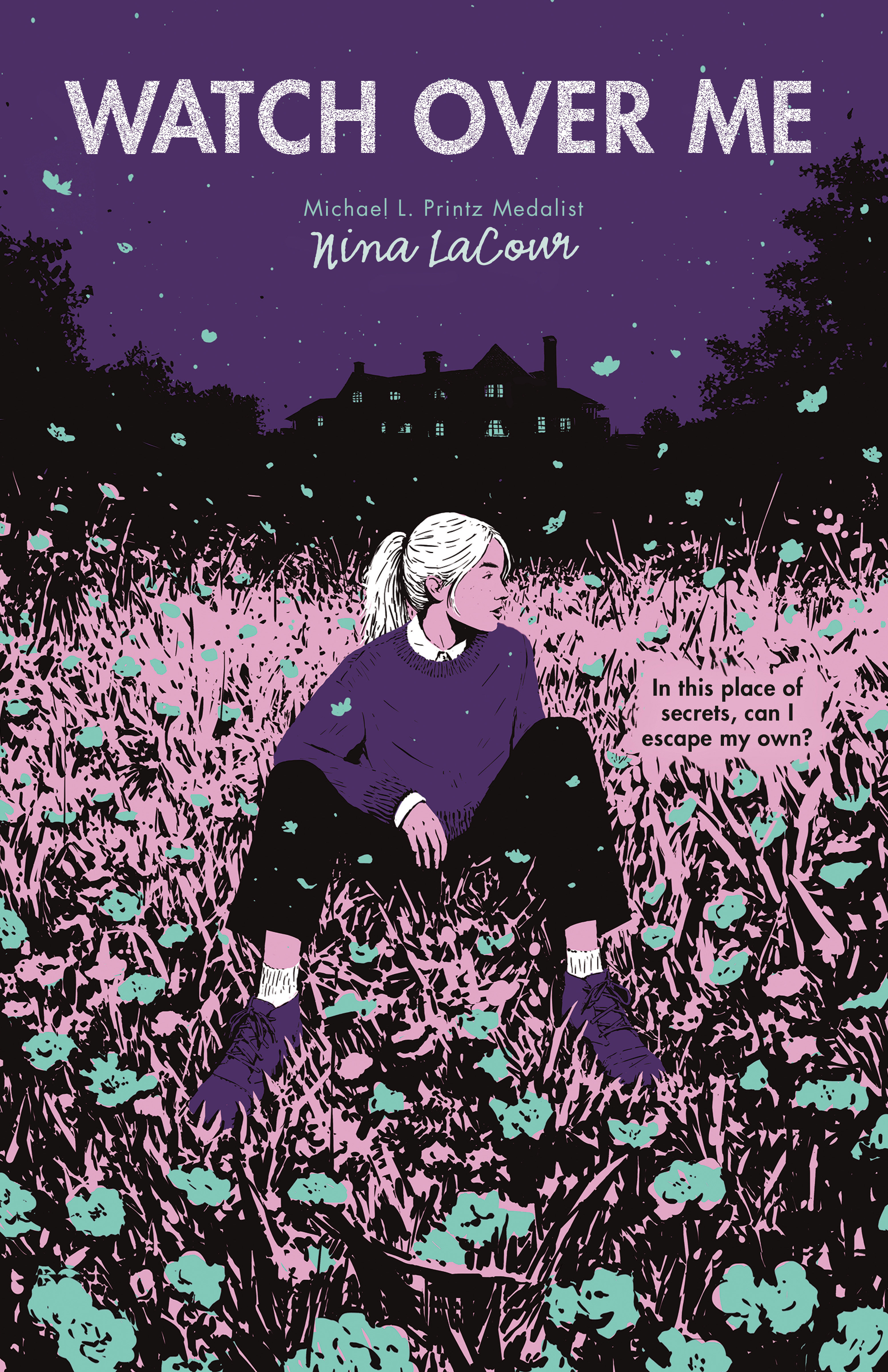 Cover Image of Watch Over Me
