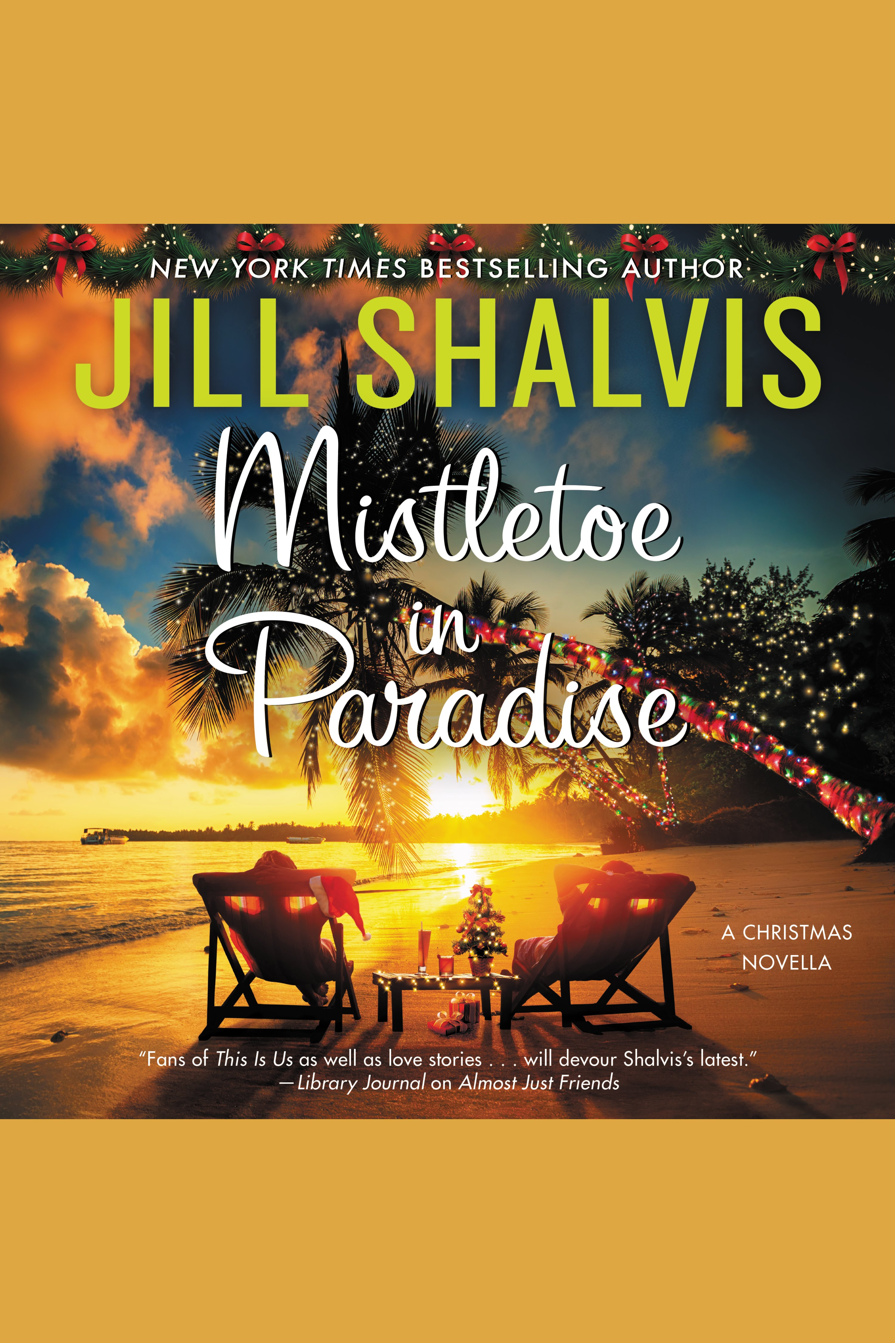 Cover Image of Mistletoe in Paradise