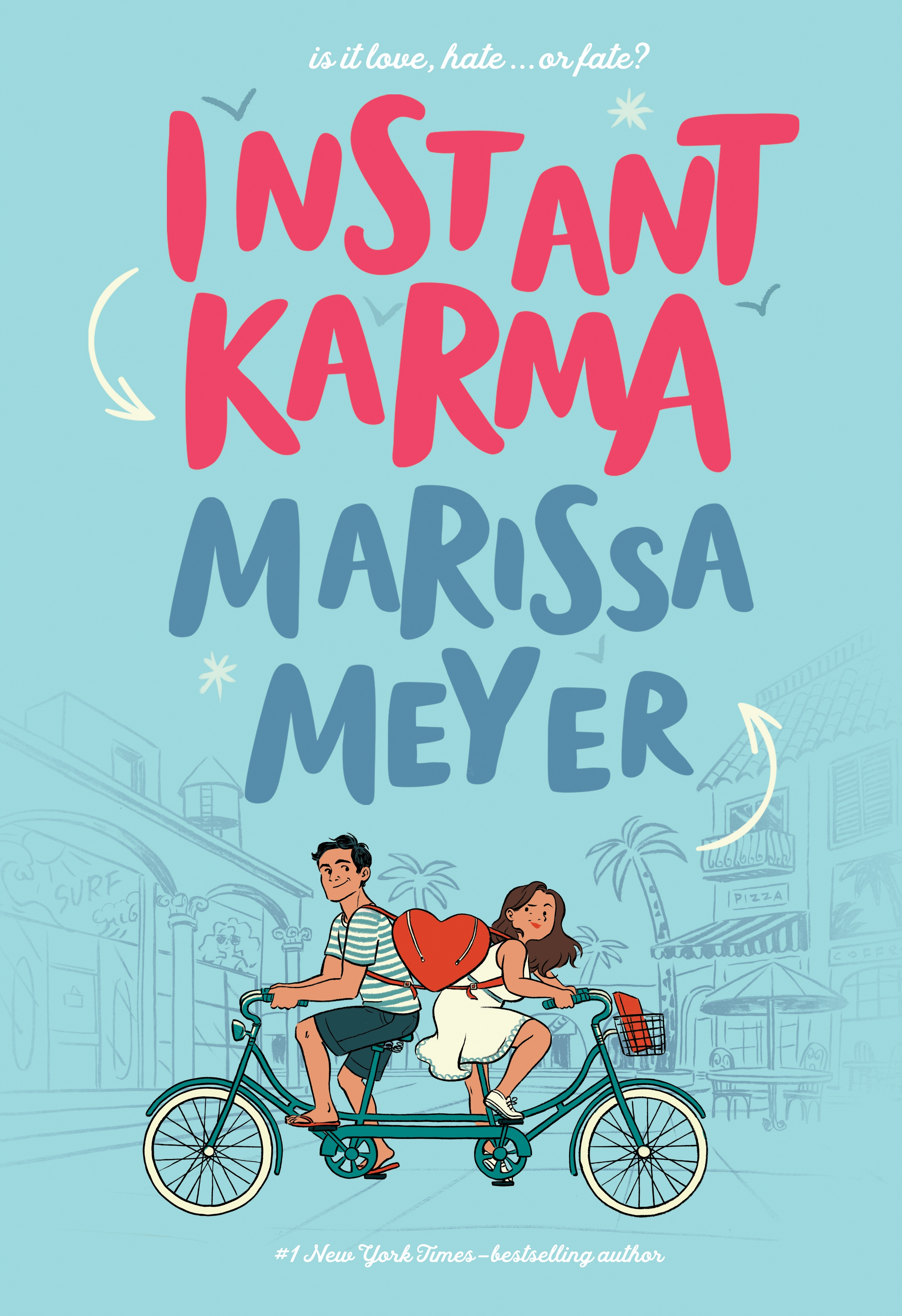 Cover Image of Instant Karma