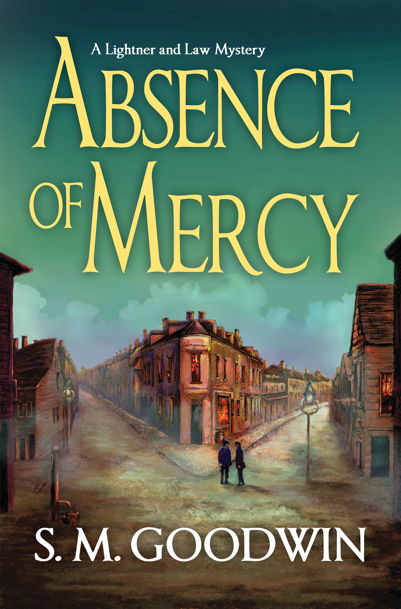 Absence of Mercy A Lightner and Law Mystery