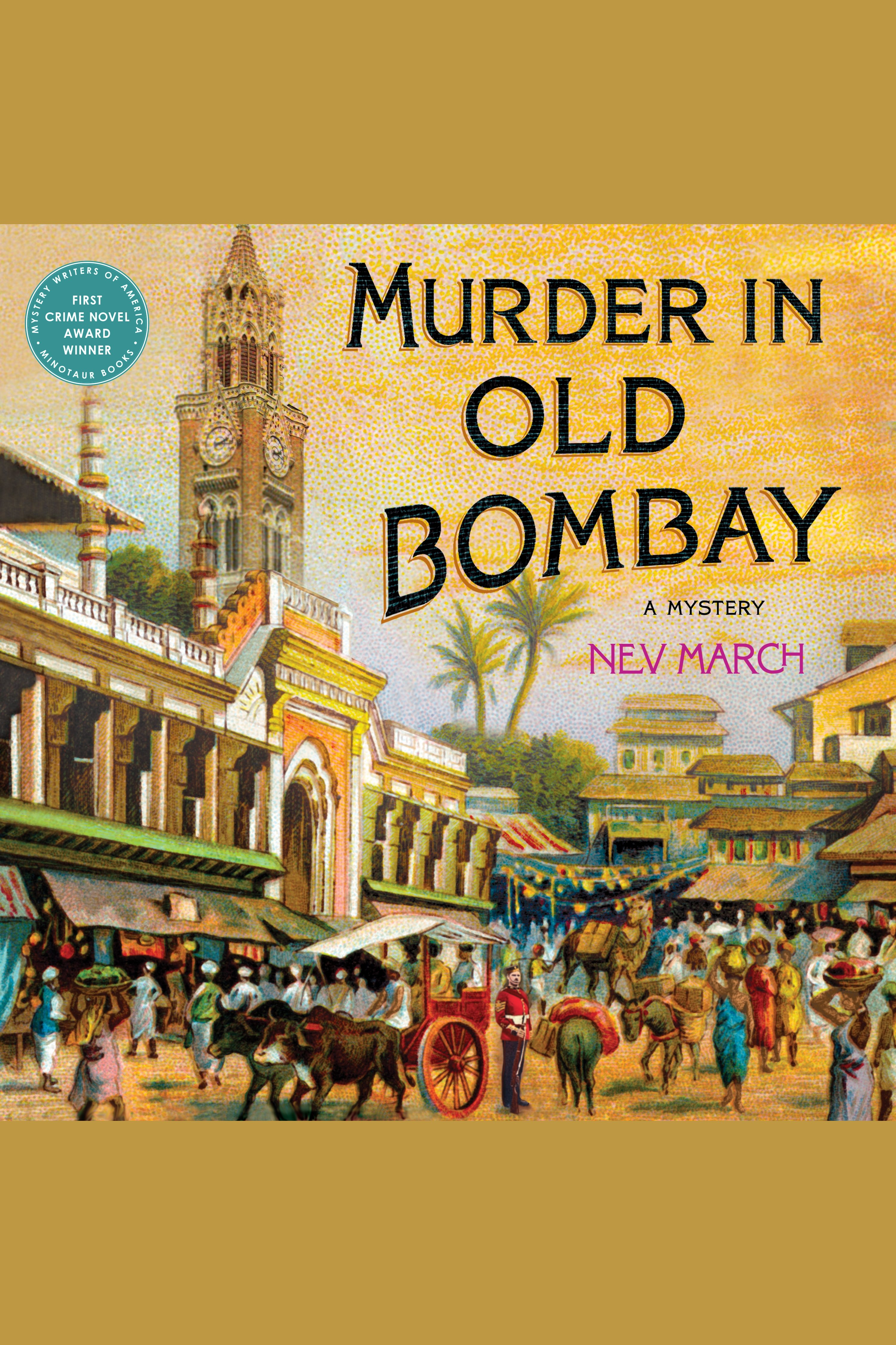 Murder in Old Bombay A Mystery