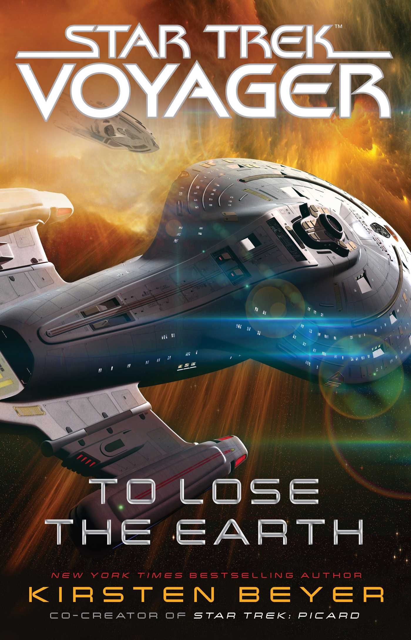Cover Image of To Lose the Earth