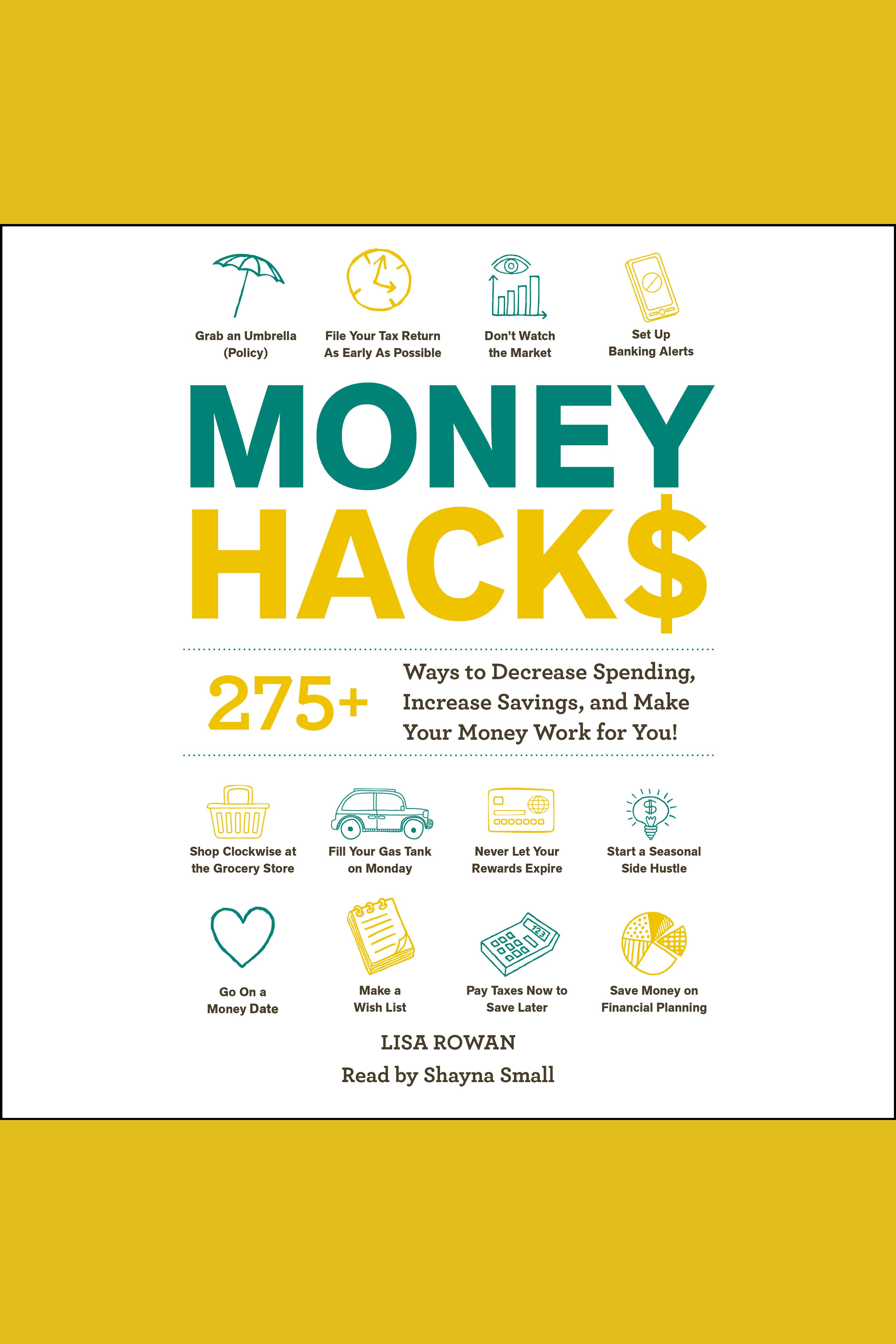 Cover Image of Money Hacks