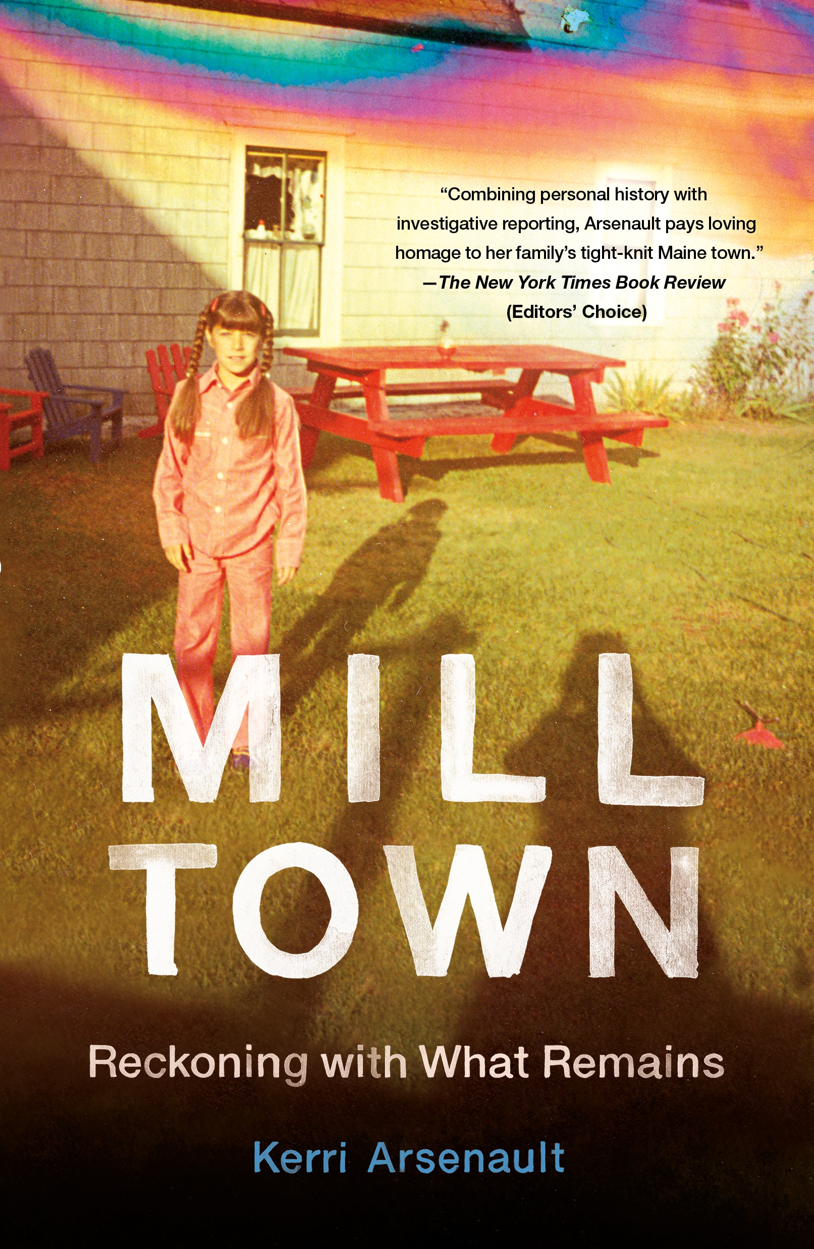 Cover Image of Mill Town