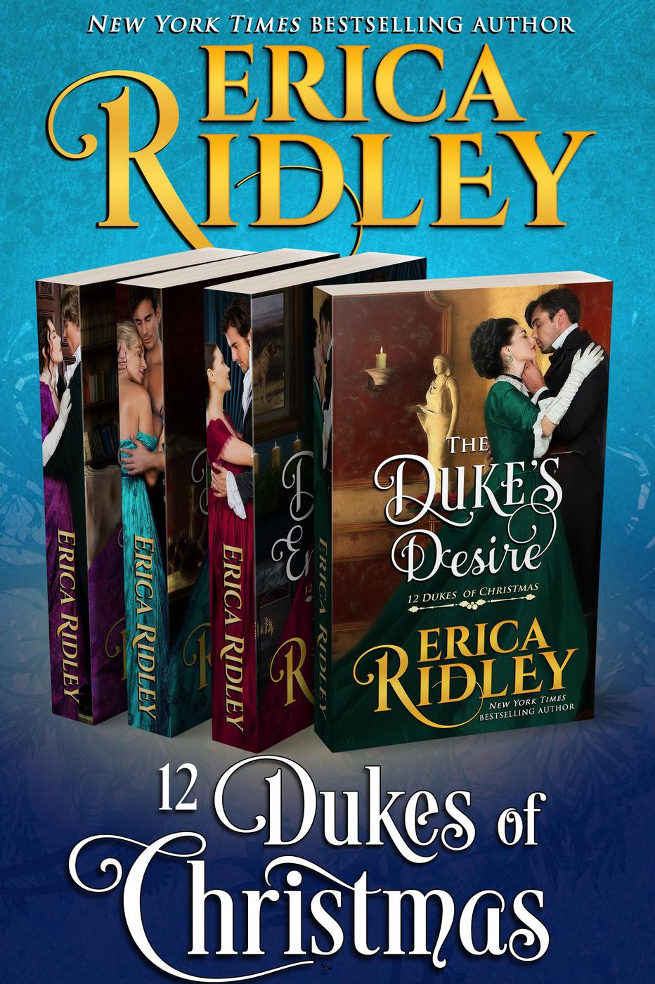 12 Dukes of Christmas (Books 5-8) Boxed Set [electronic resource (downloadable eBook)]