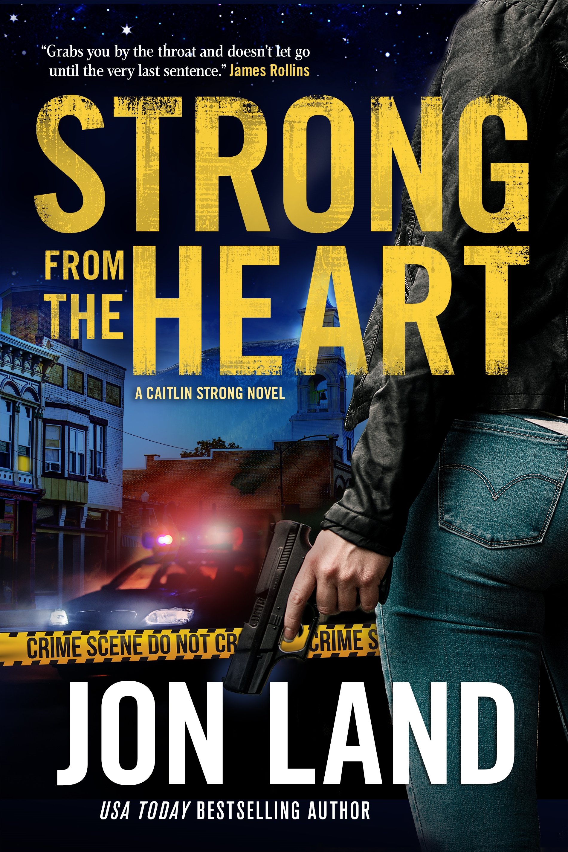 Cover Image of Strong from the Heart