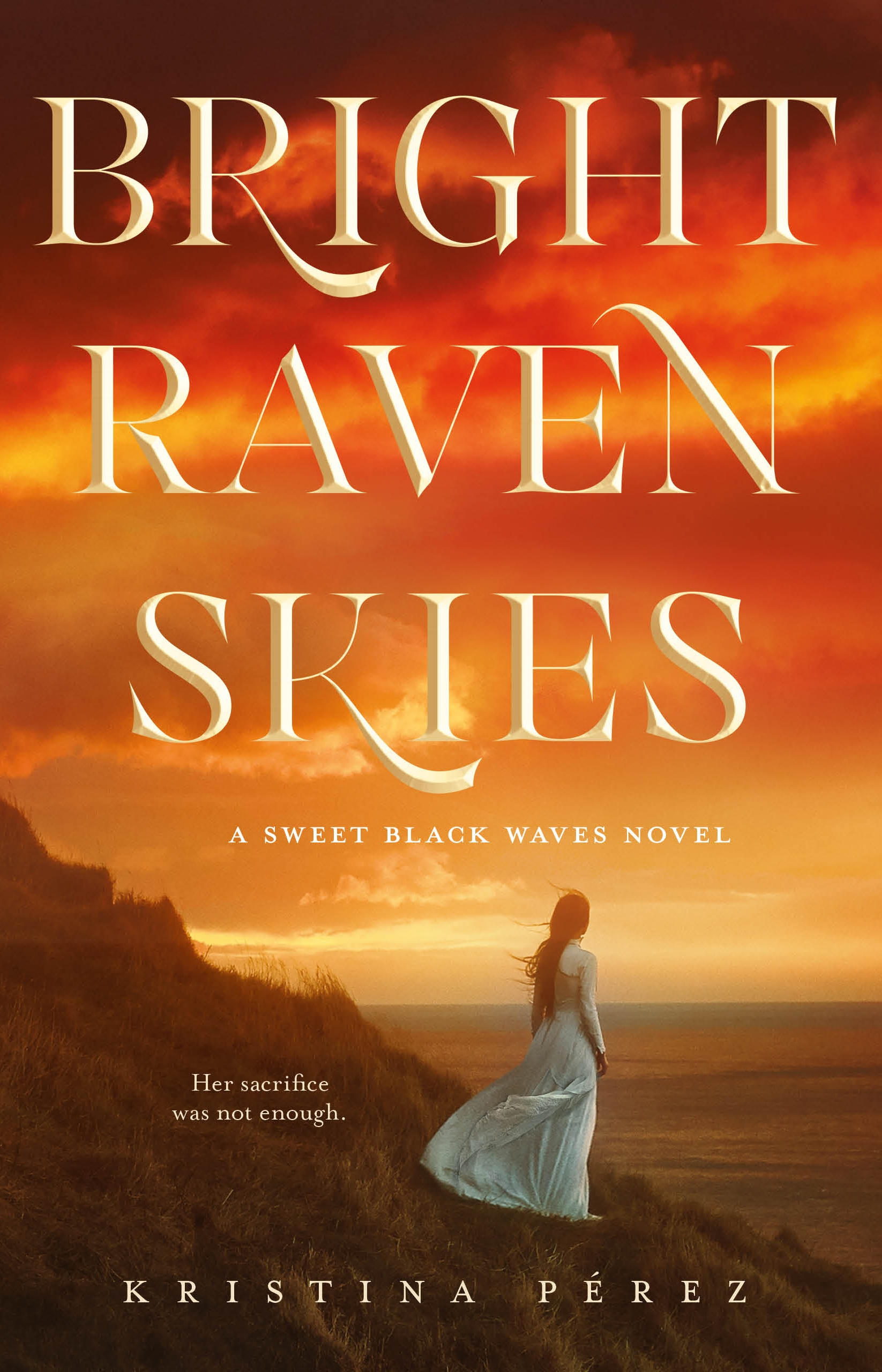 Bright Raven Skies