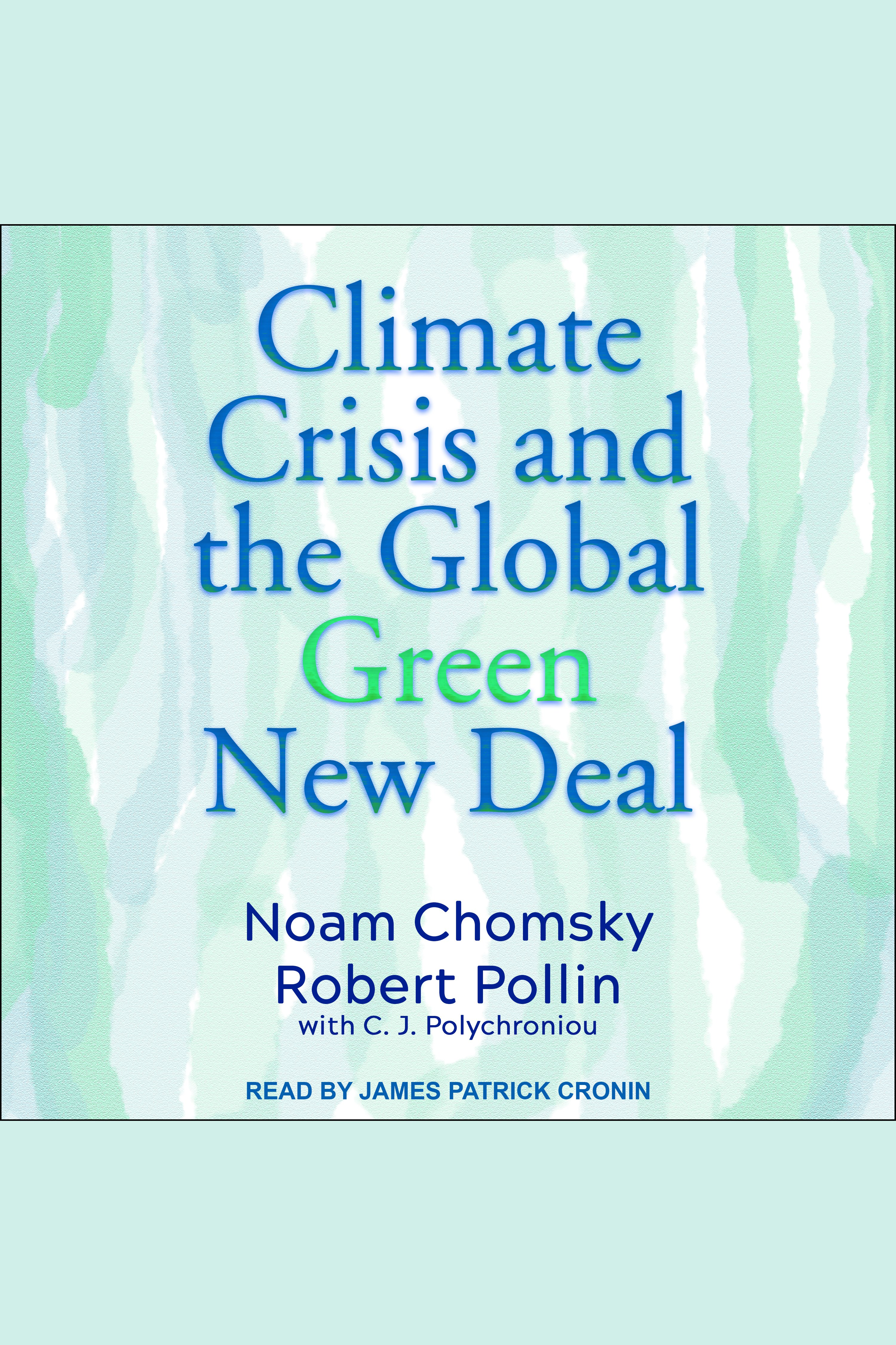 Cover Image of Climate Crisis and the Global Green New Deal