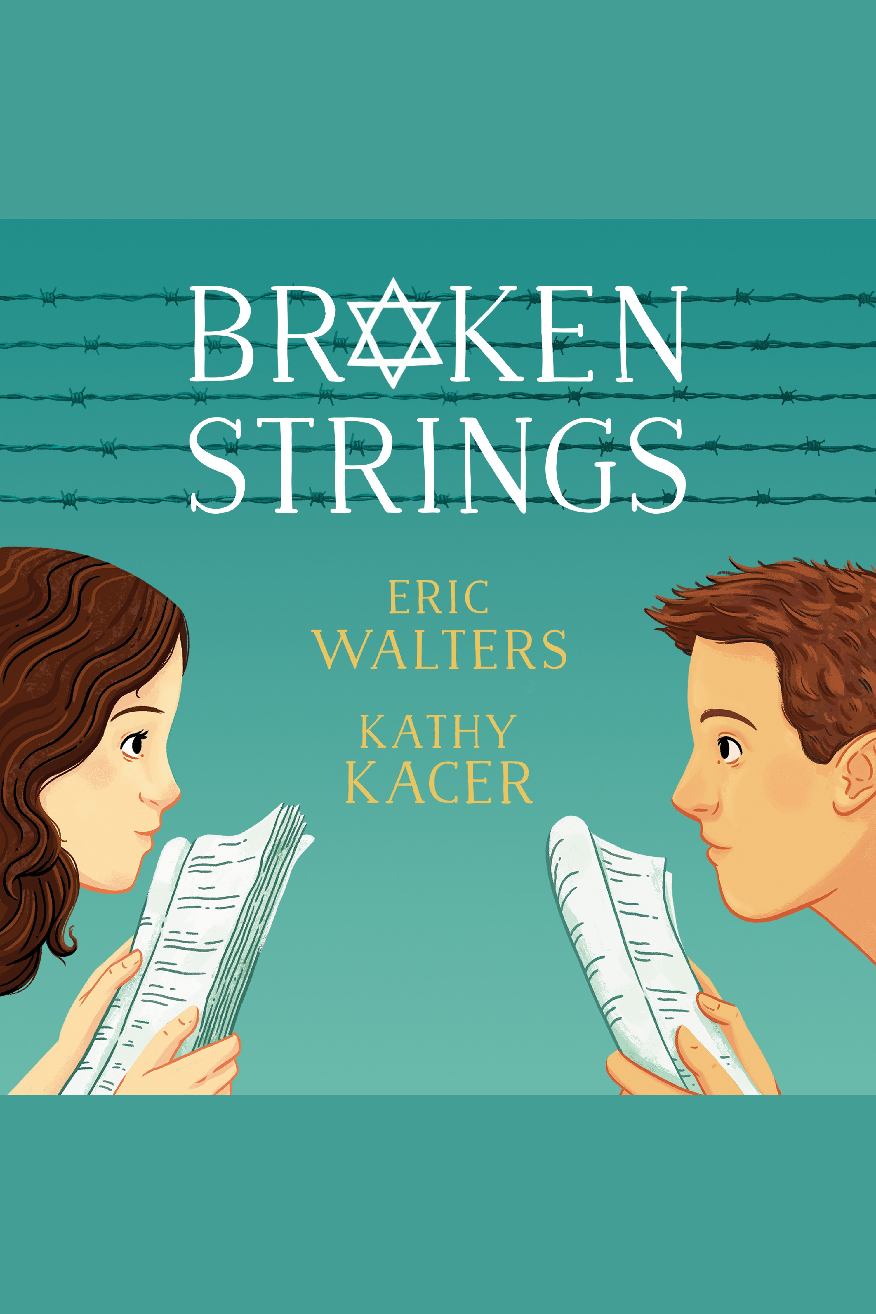 Cover Image of Broken Strings