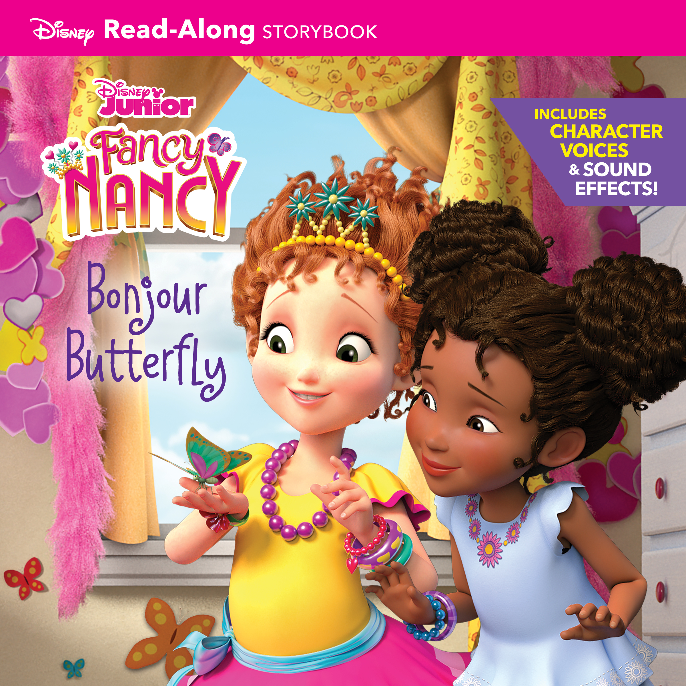 Fancy Nancy Read-Along Storybook