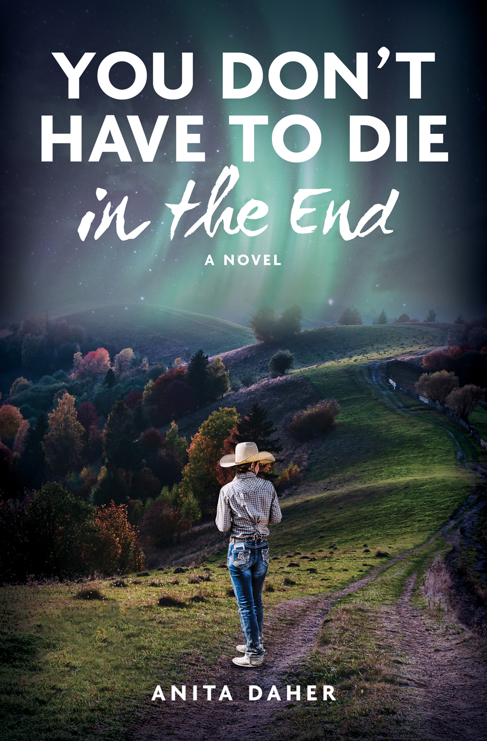 Cover Image of You Don't Have To Die In The End