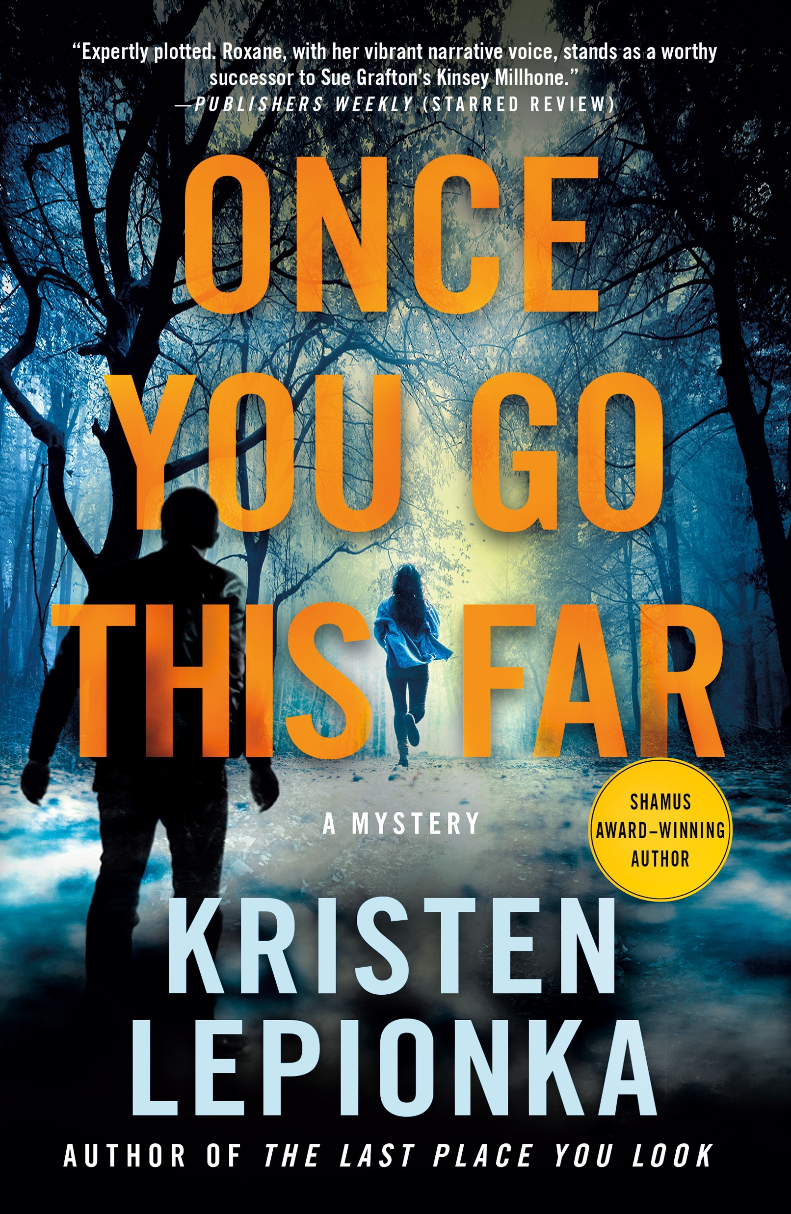Cover Image of Once You Go This Far