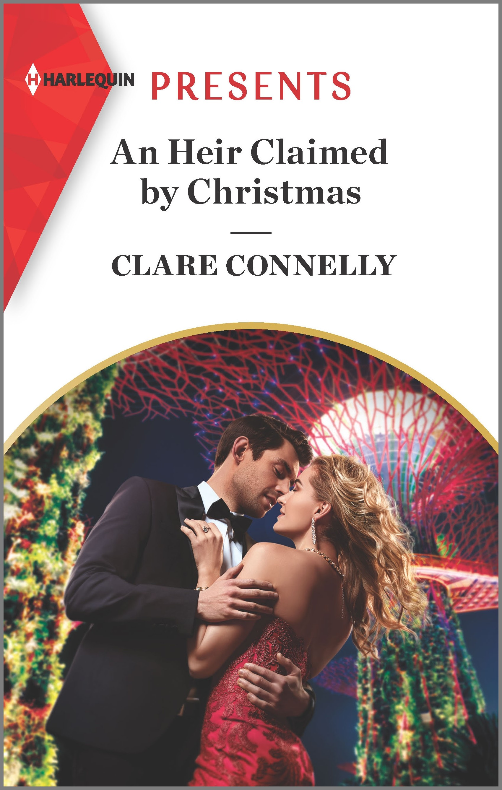 Cover Image of An Heir Claimed by Christmas