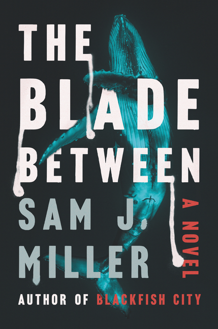 Cover Image of The Blade Between
