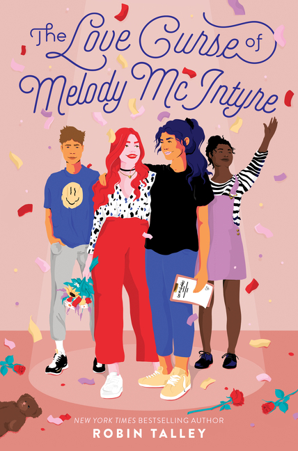Cover Image of The Love Curse of Melody McIntyre