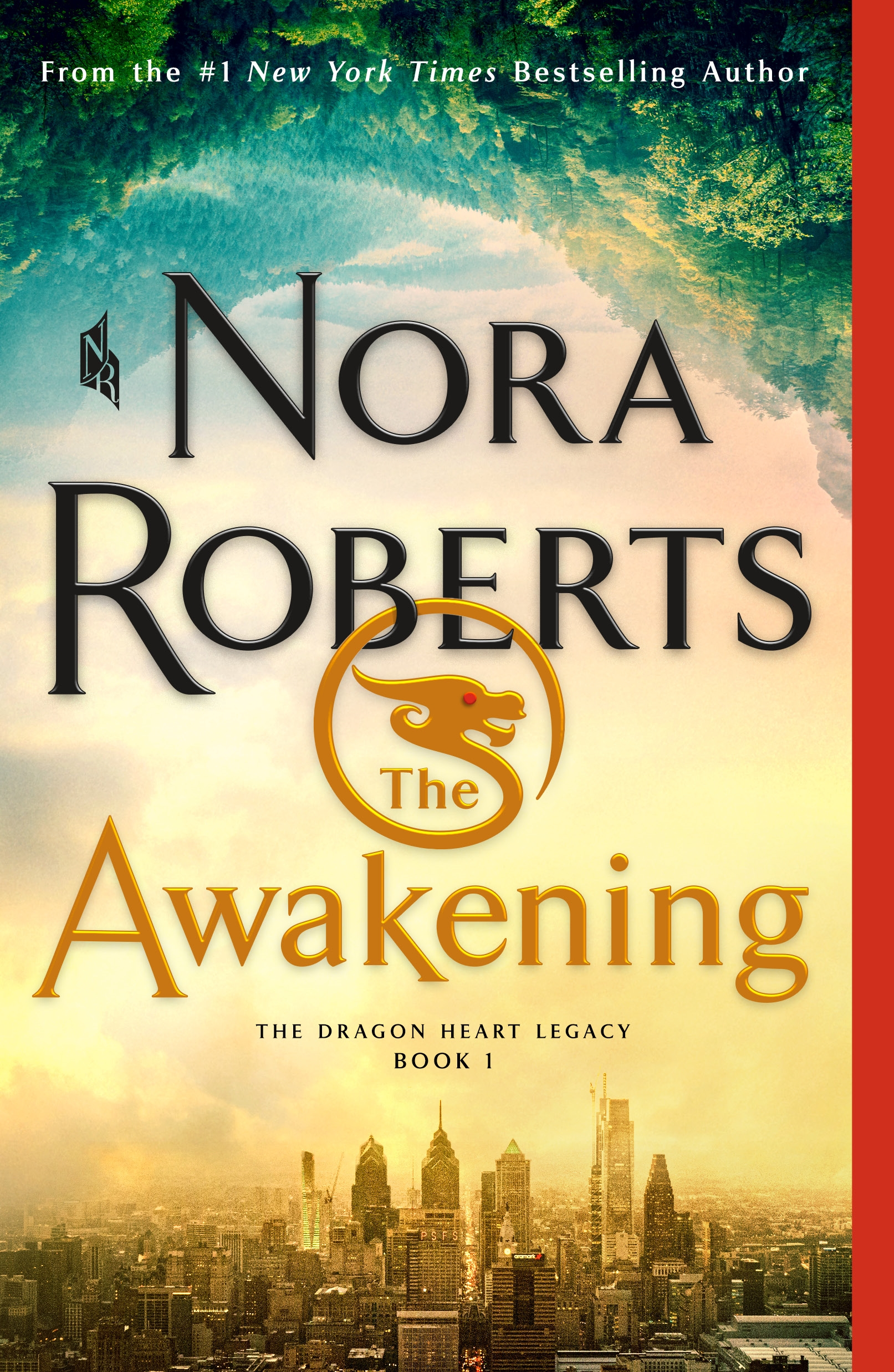 The Awakening The Dragon Heart Legacy, Book 1