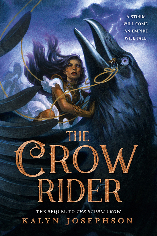 The Crow Rider [electronic resource]