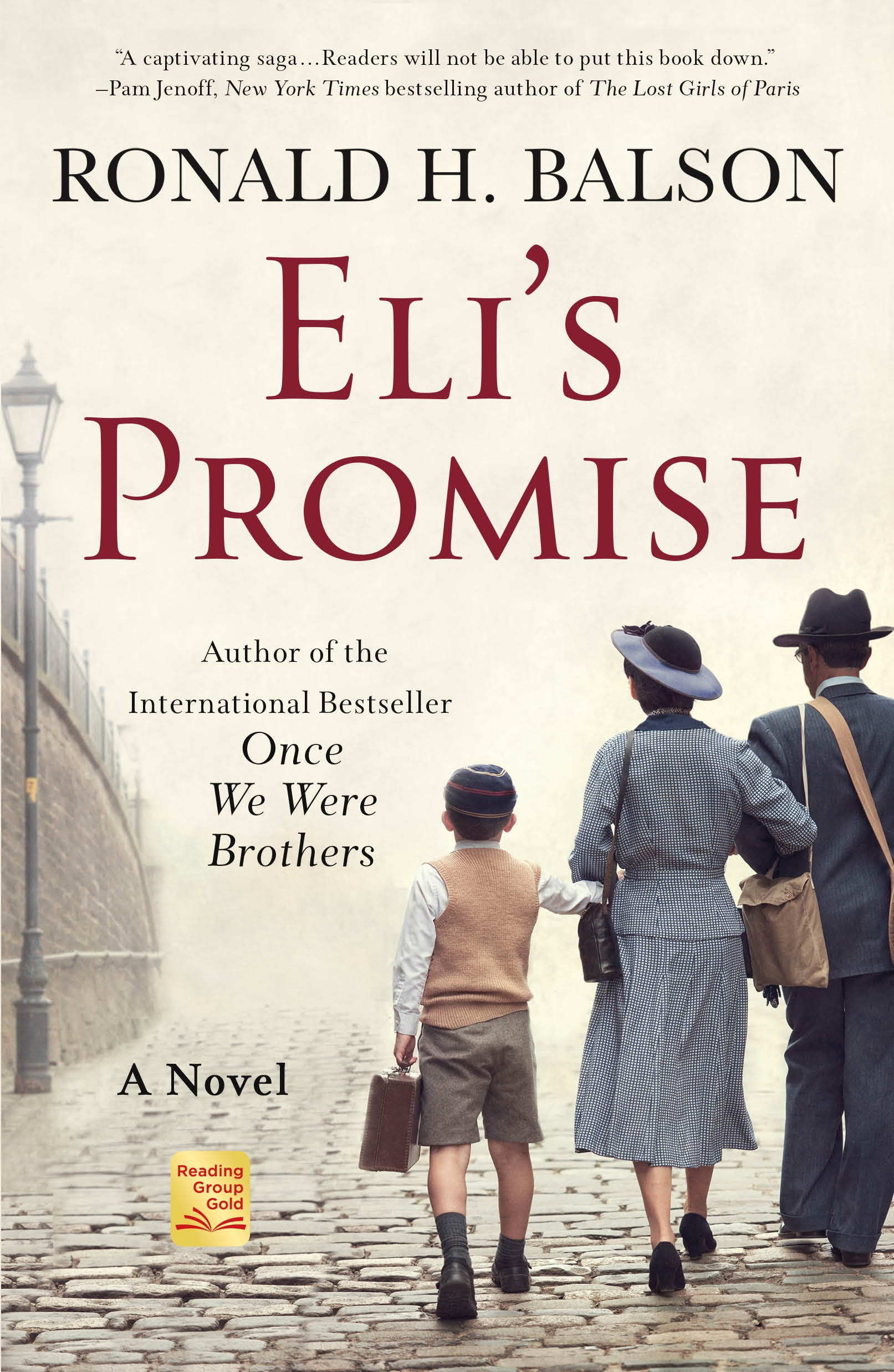 Eli's Promise cover image