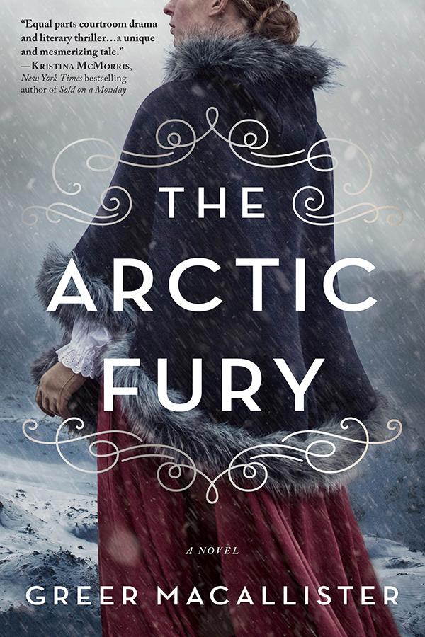 The Arctic Fury A Novel