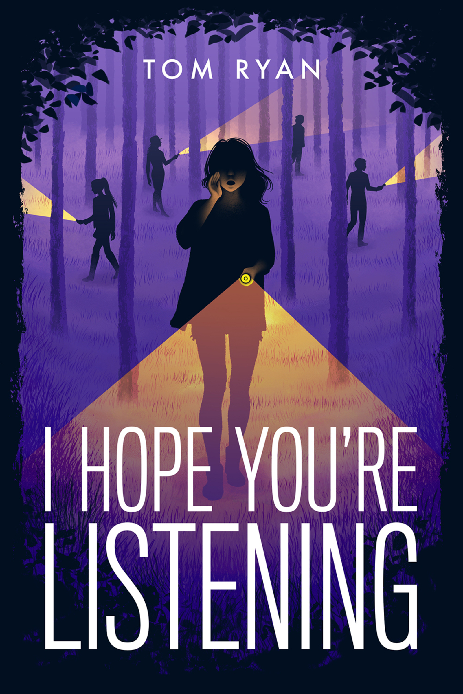 Cover Image of I Hope You're Listening