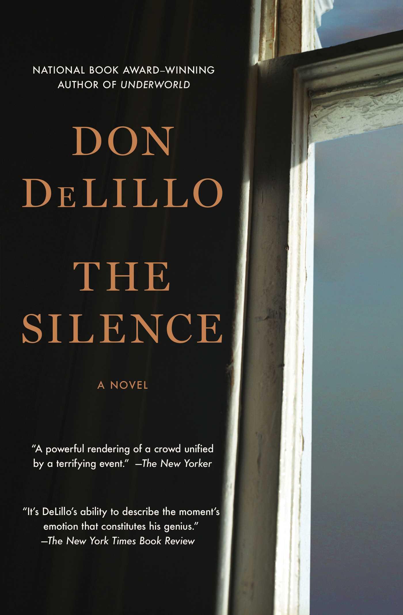 The Silence A Novel