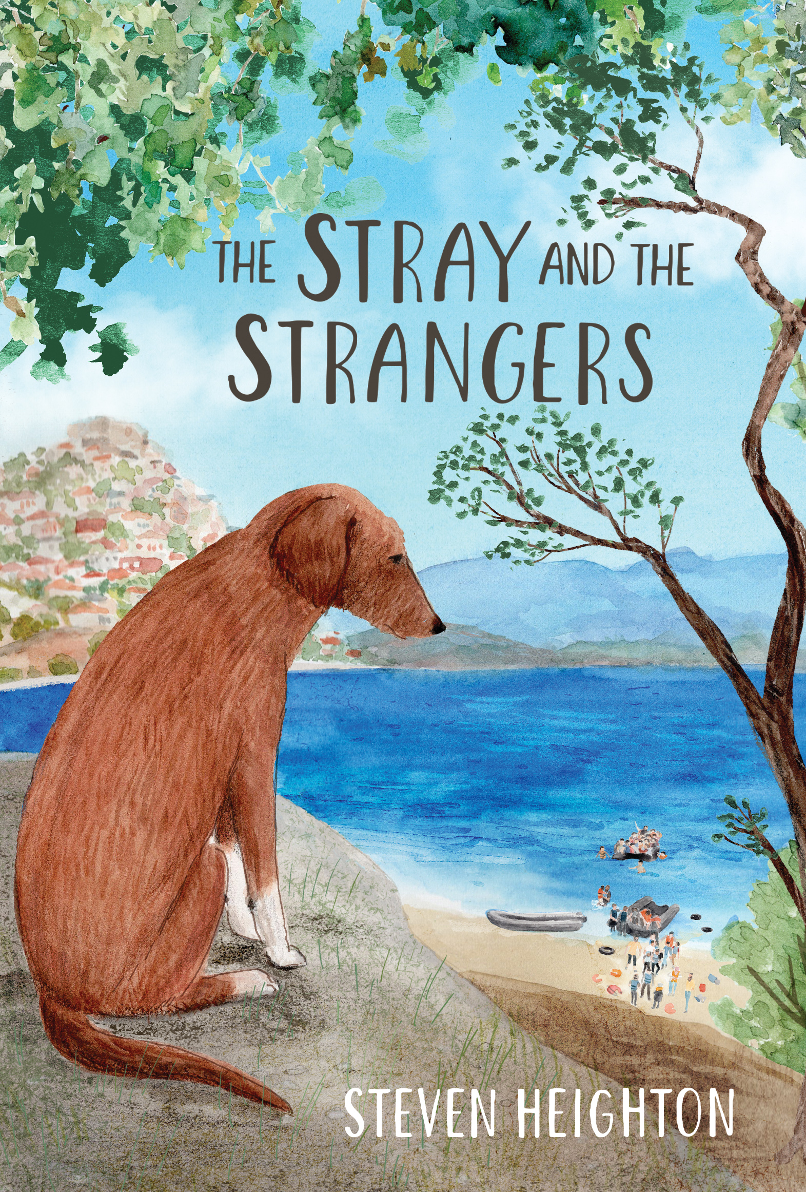 Cover Image of The Stray and the Strangers