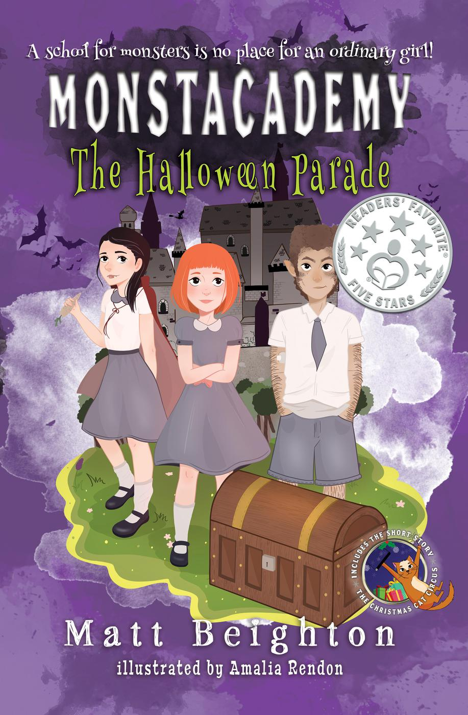 The Halloween Parade (Monstacademy, #1)