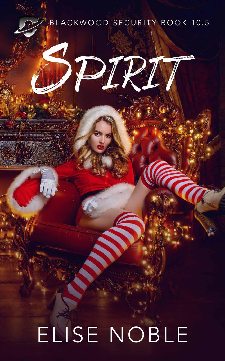 Cover Image of Spirit (Blackwood Security, #10.5)