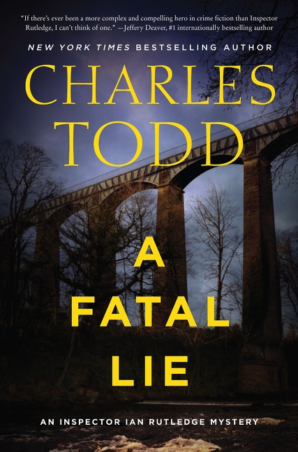 A Fatal Lie A Novel