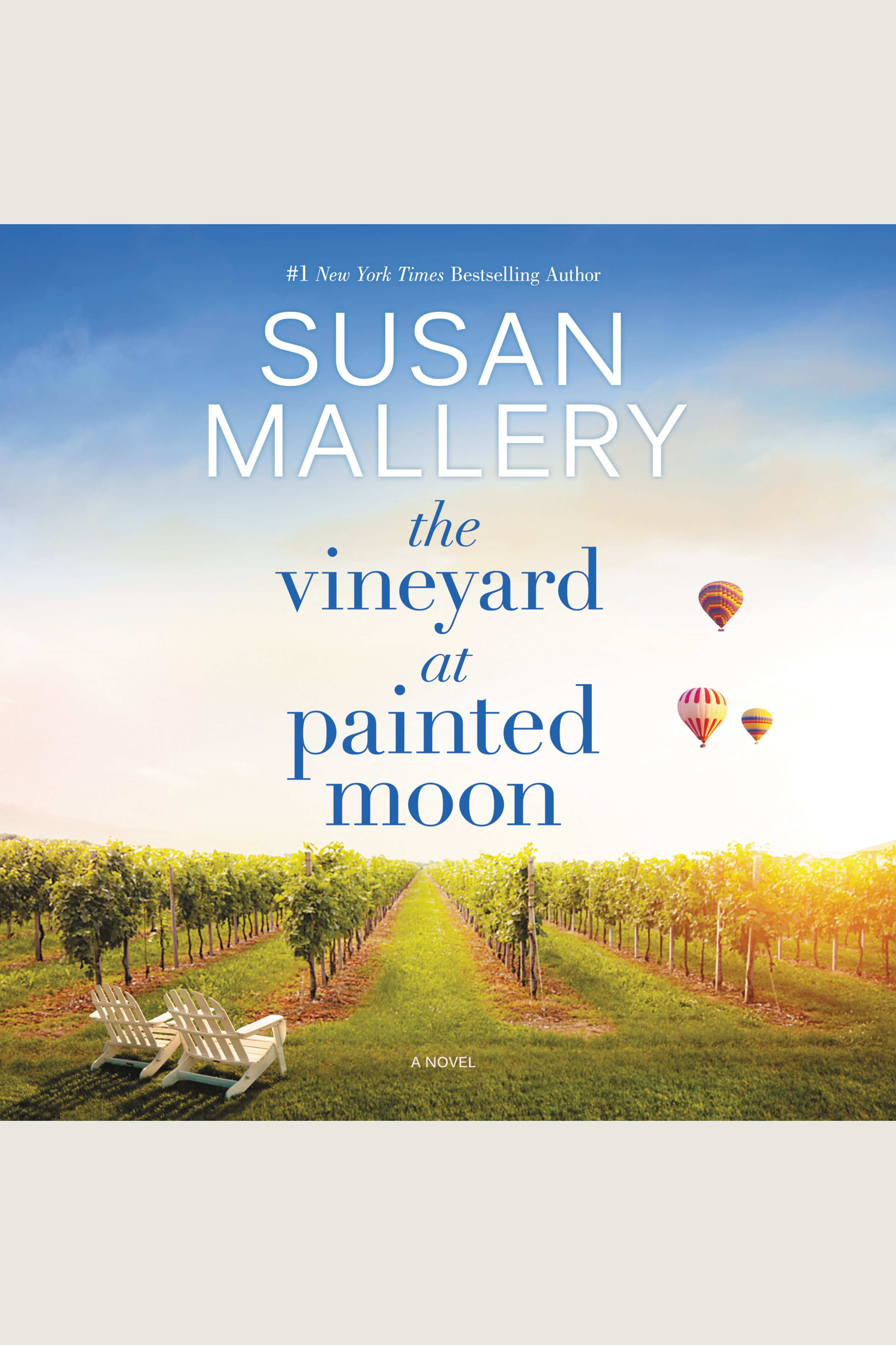 Cover Image of Vineyard at Painted Moon, The