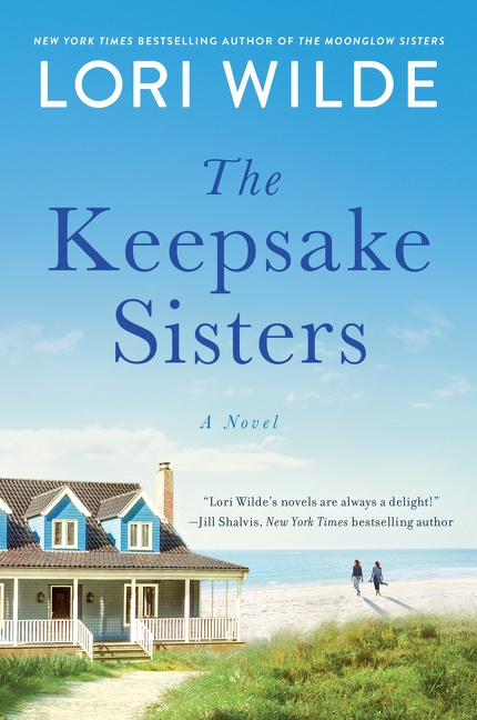 Cover Image of The Keepsake Sisters