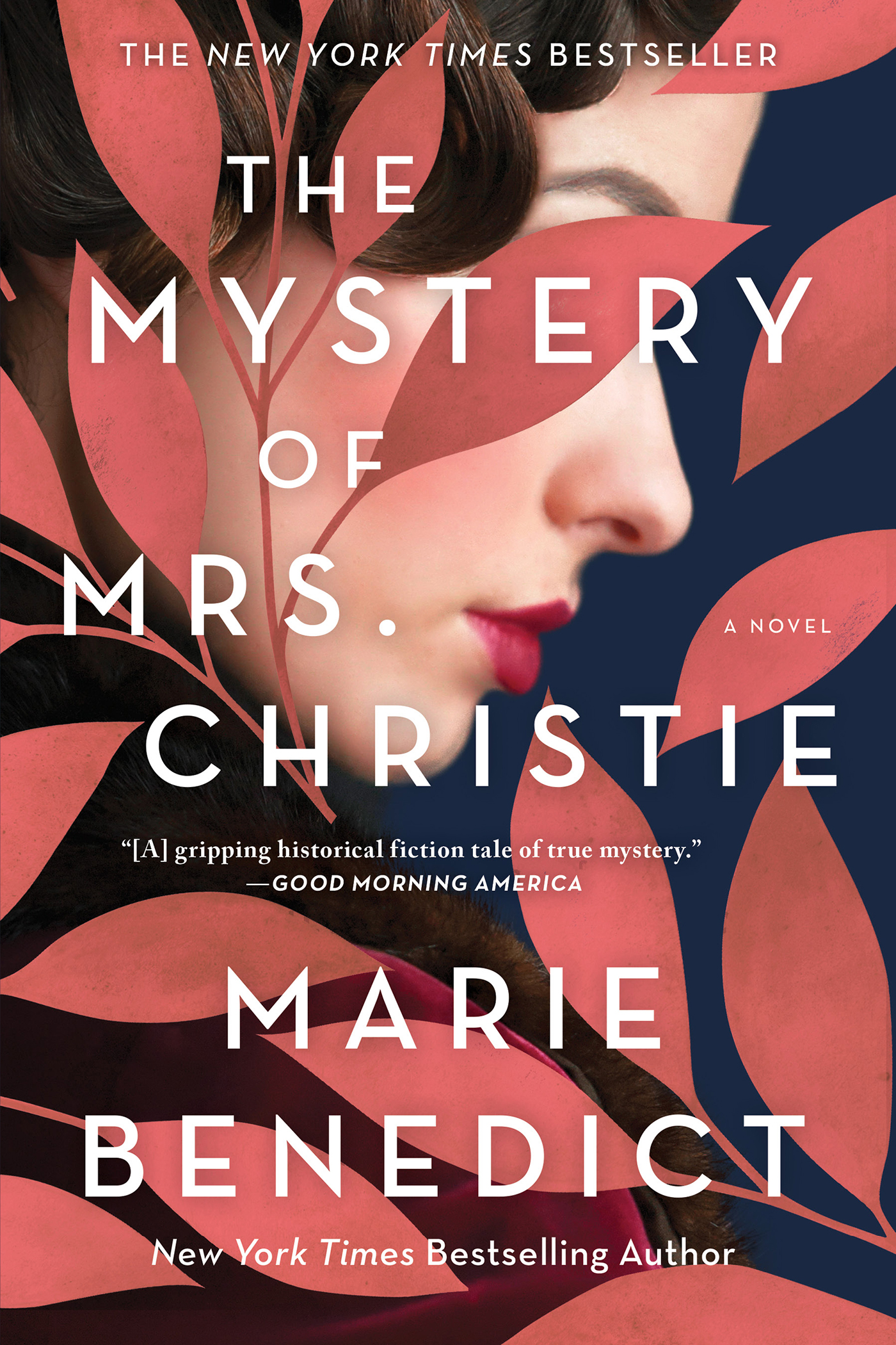 The Mystery of Mrs. Christie A Novel