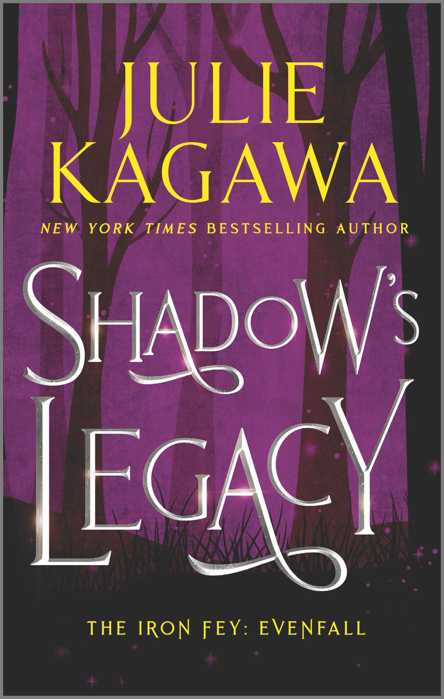 Cover Image of Shadow's Legacy