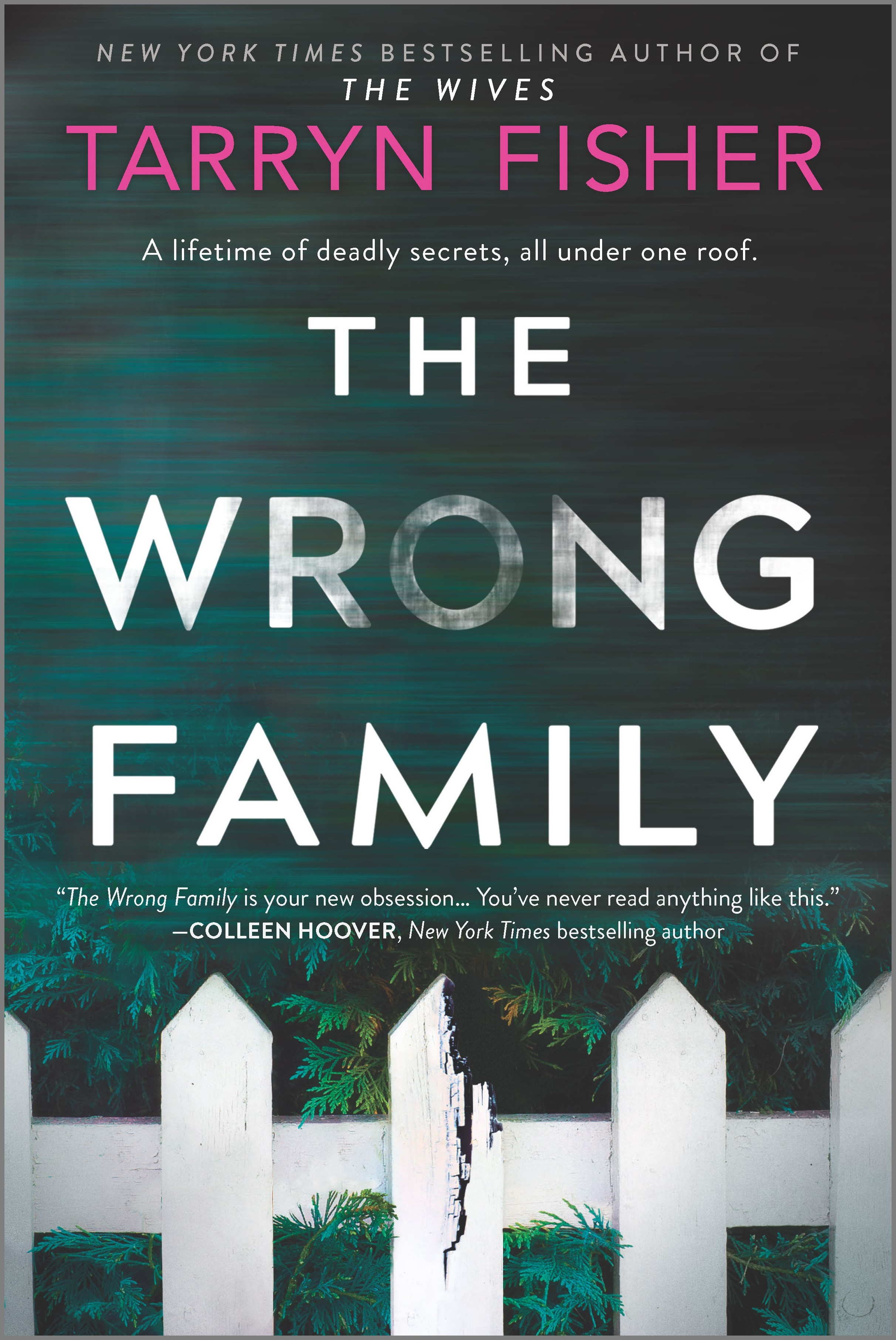 The Wrong Family A Thriller