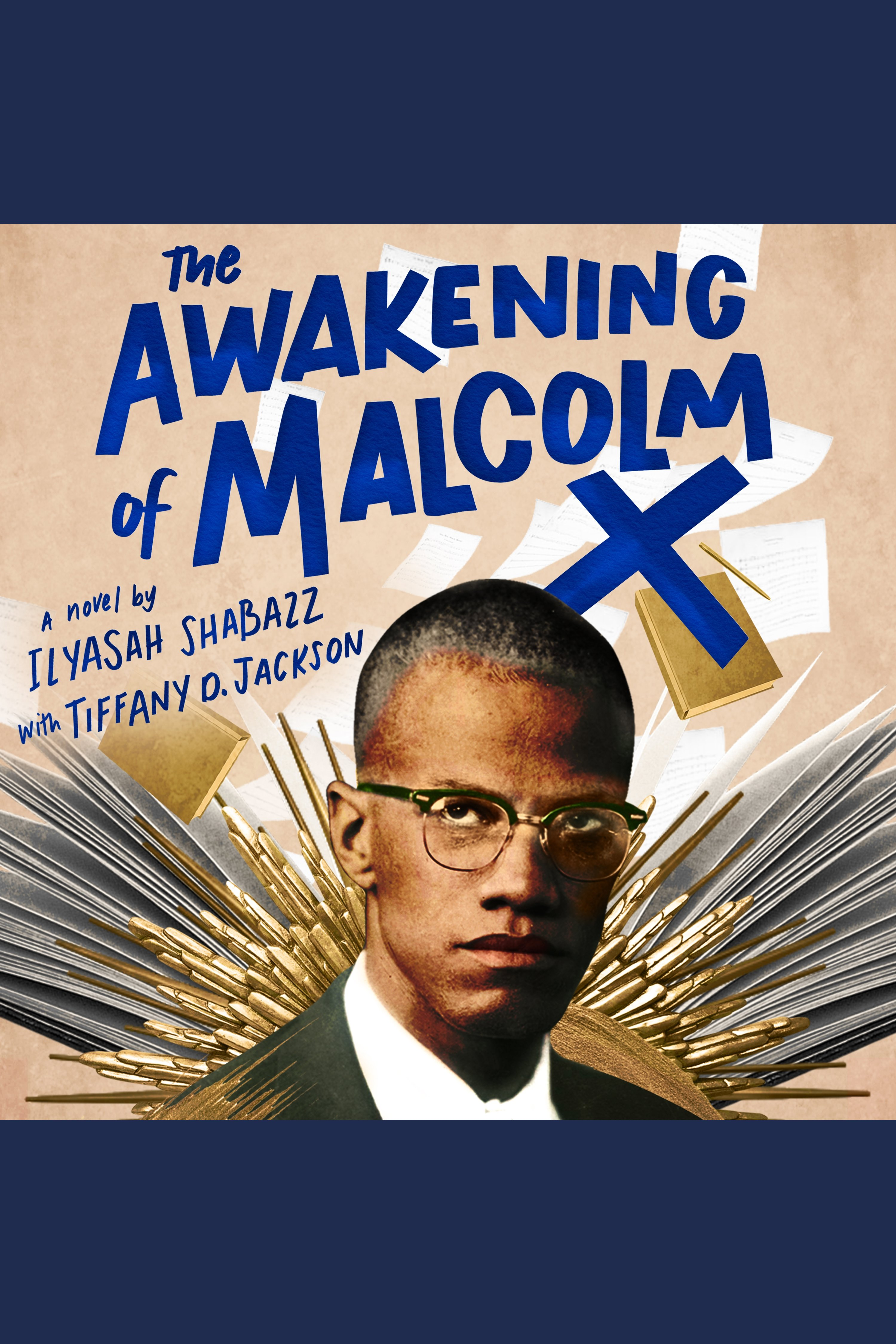 Cover Image of The Awakening of Malcolm X