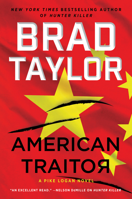 American Traitor A Pike Logan Novel