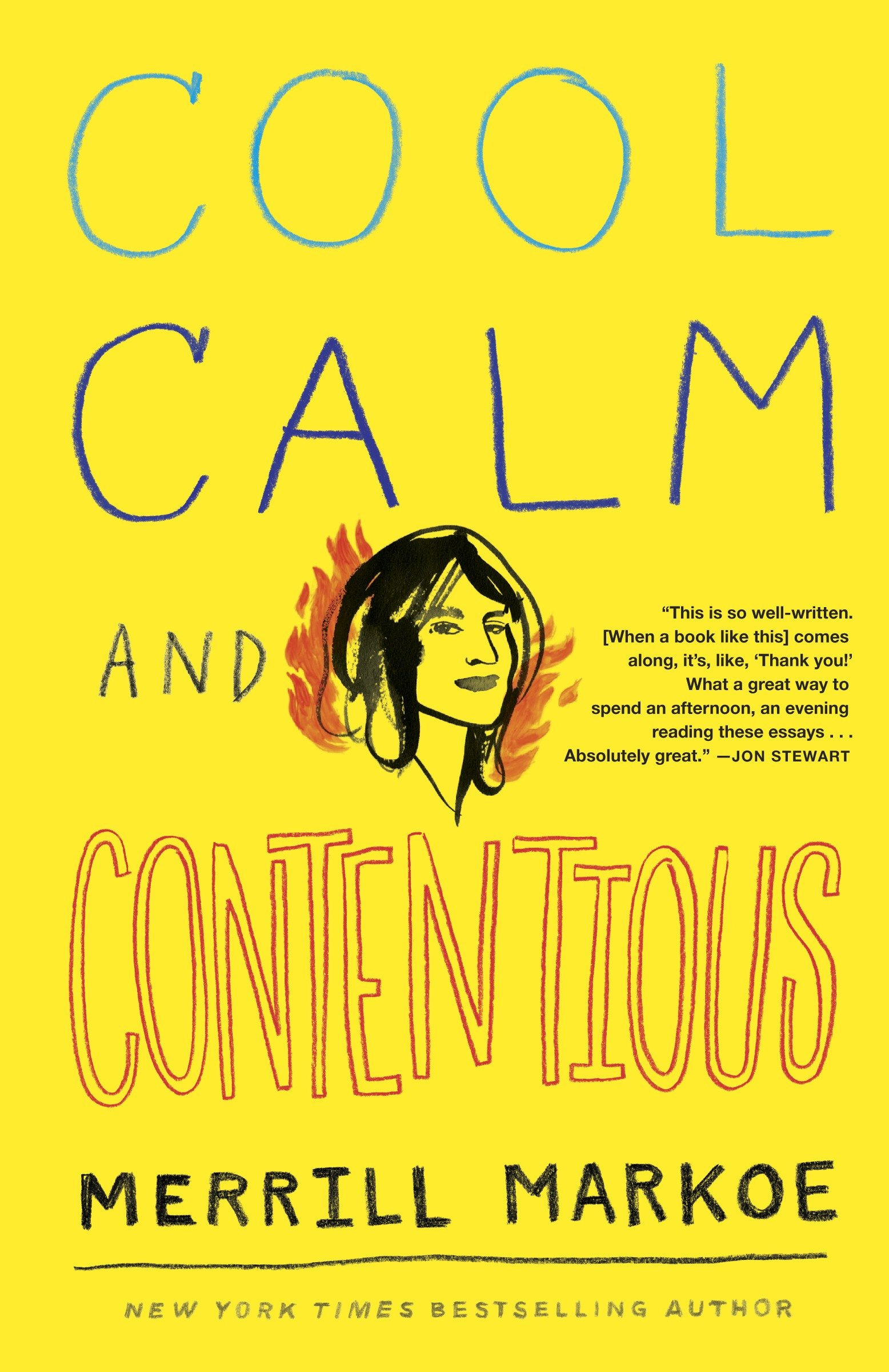 Cool, calm & contentious Essays cover image