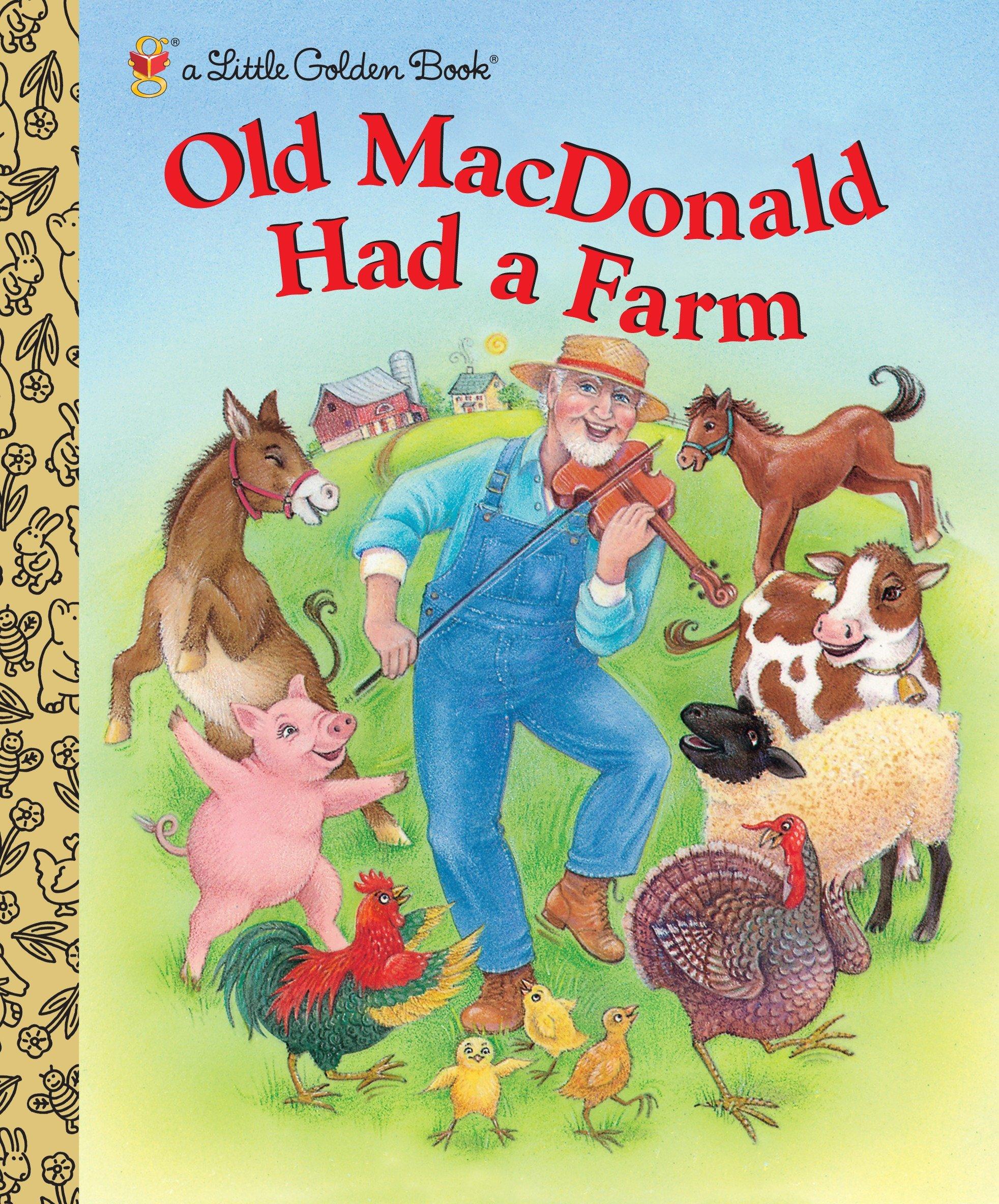 Old MacDonald had a farm cover image