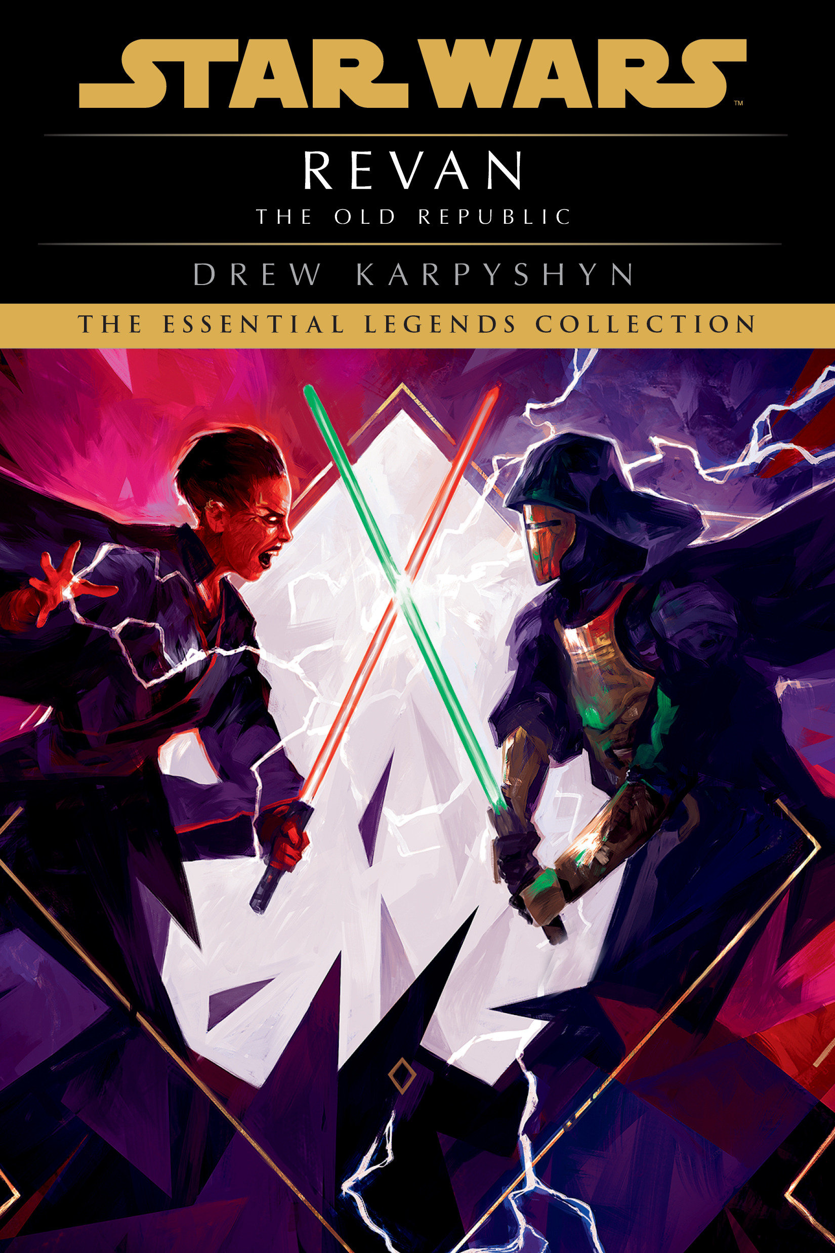 Cover image for Revan: Star Wars Legends (The Old Republic) [electronic resource] :