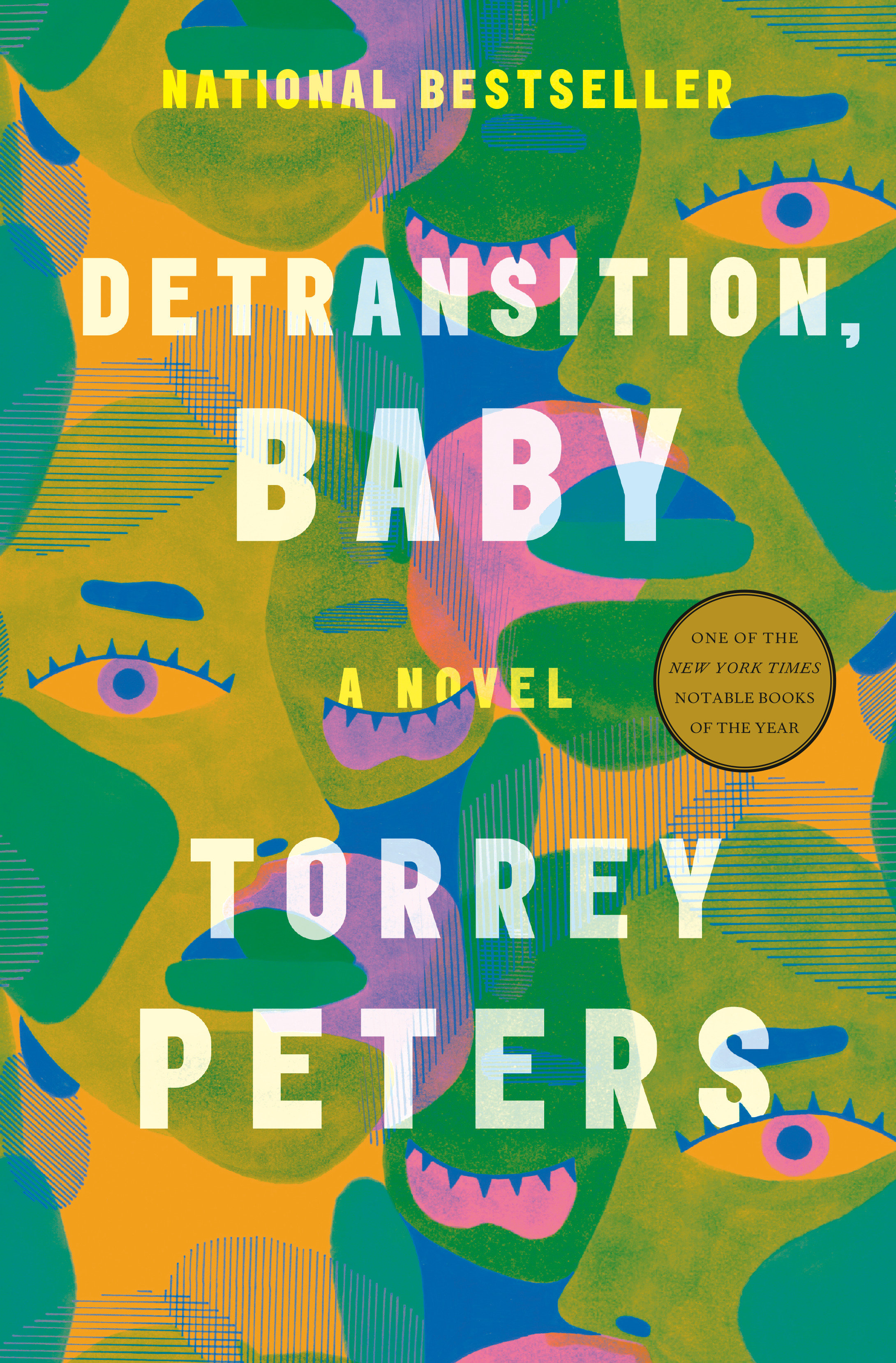 Detransition, Baby A Novel