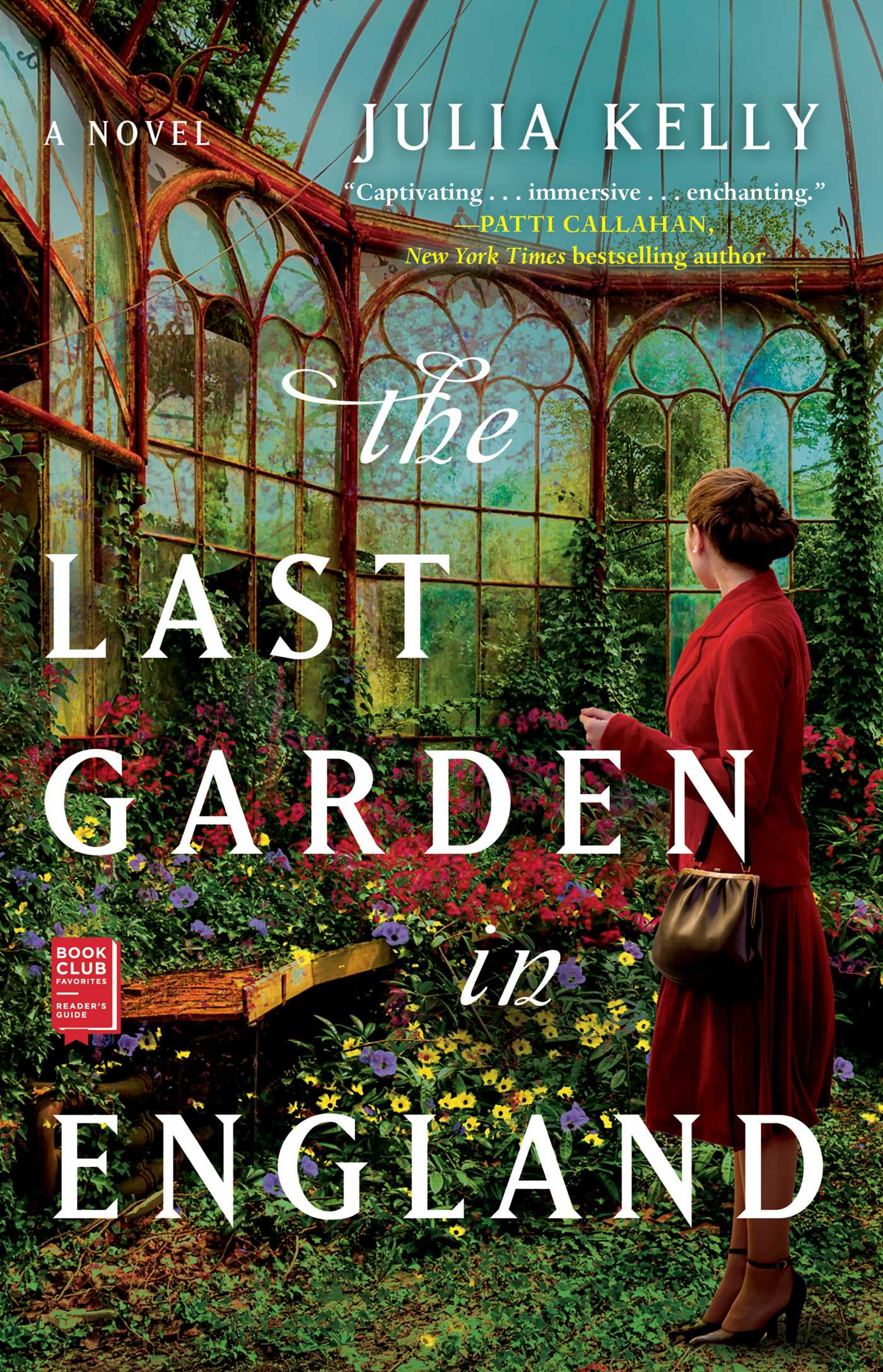 Cover Image of The Last Garden in England