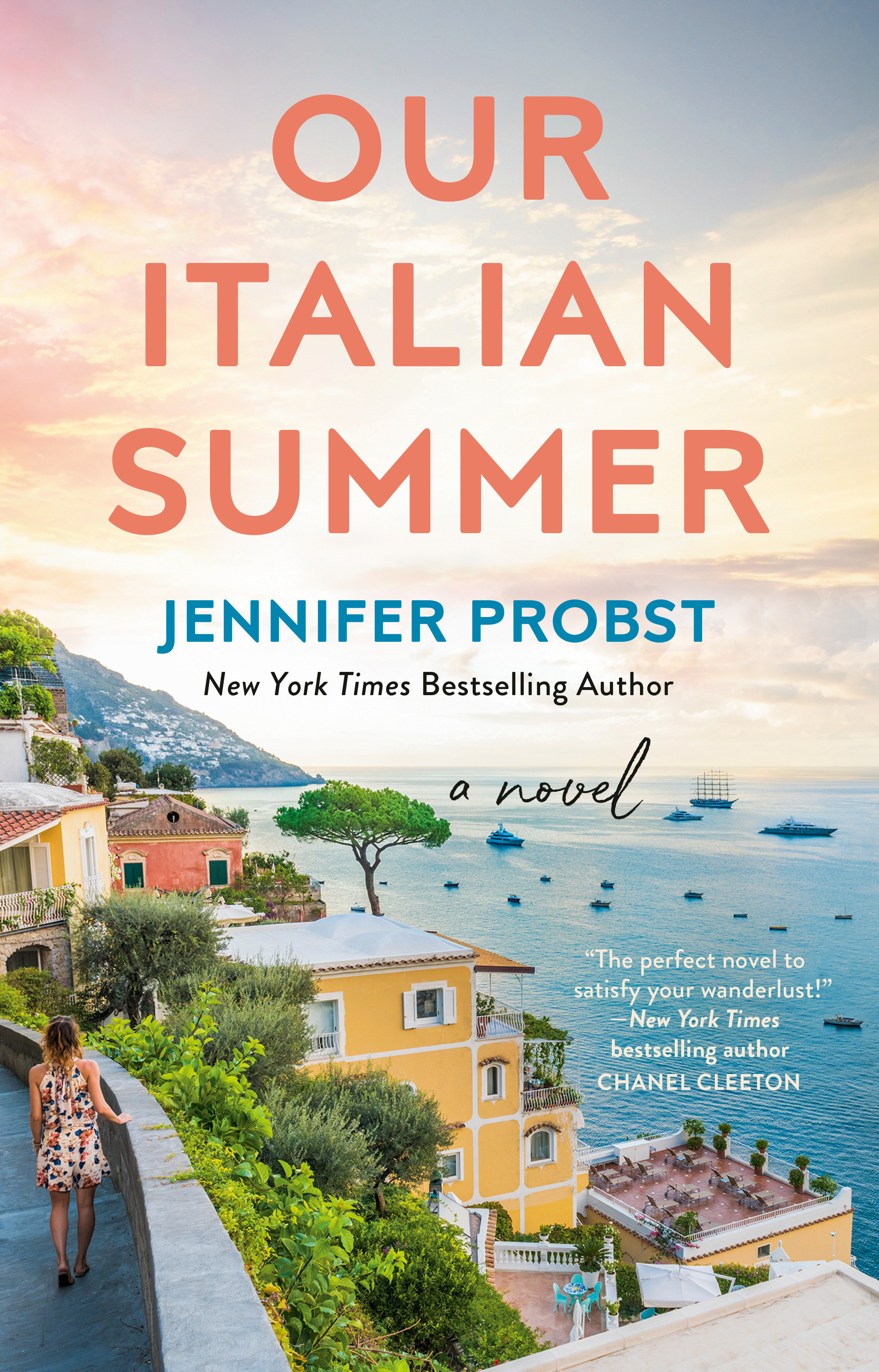 Our Italian summer cover image