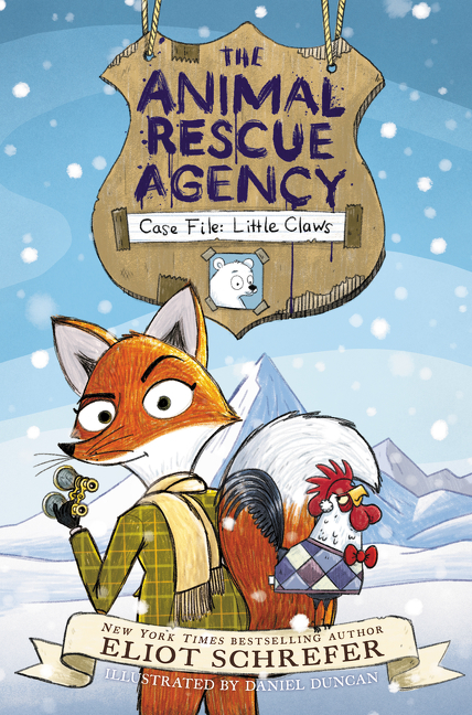 The Animal Rescue Agency #1: Case File: Little Claws