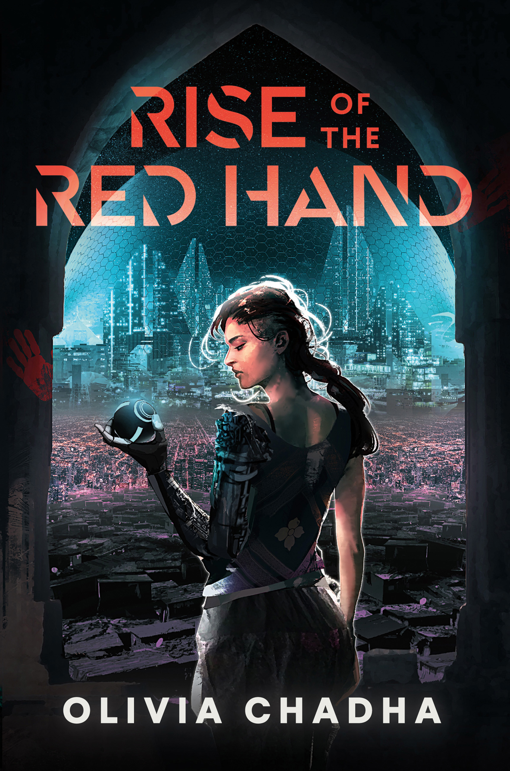 Cover Image of Rise of the Red Hand
